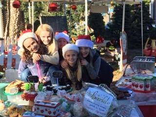Local Children Raise Money for Sparkle Families