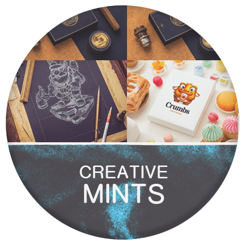 Creative Mints or Mike, is an incredibly talented design and UI artist for games