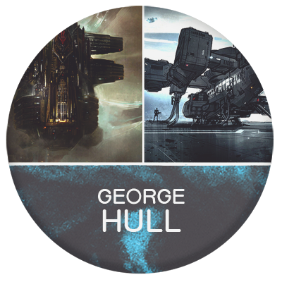 George Hull Designs for film