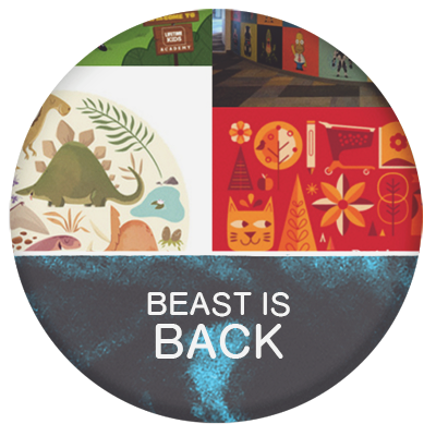 The Beast is Back illustration