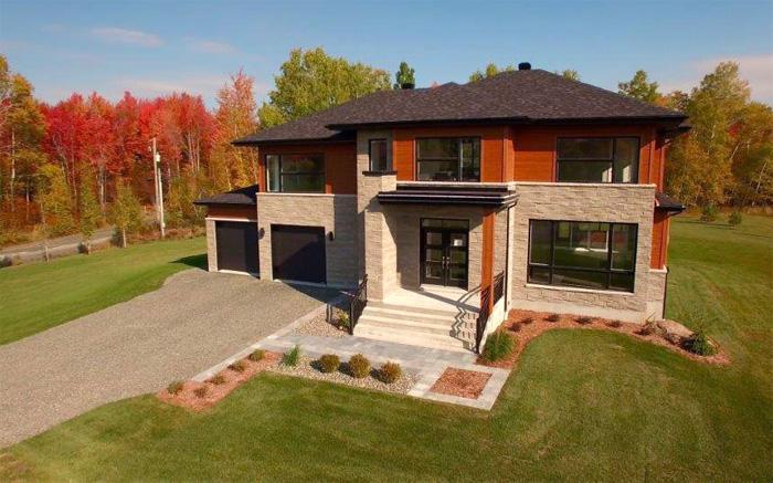 Projet immobilier à Bromont