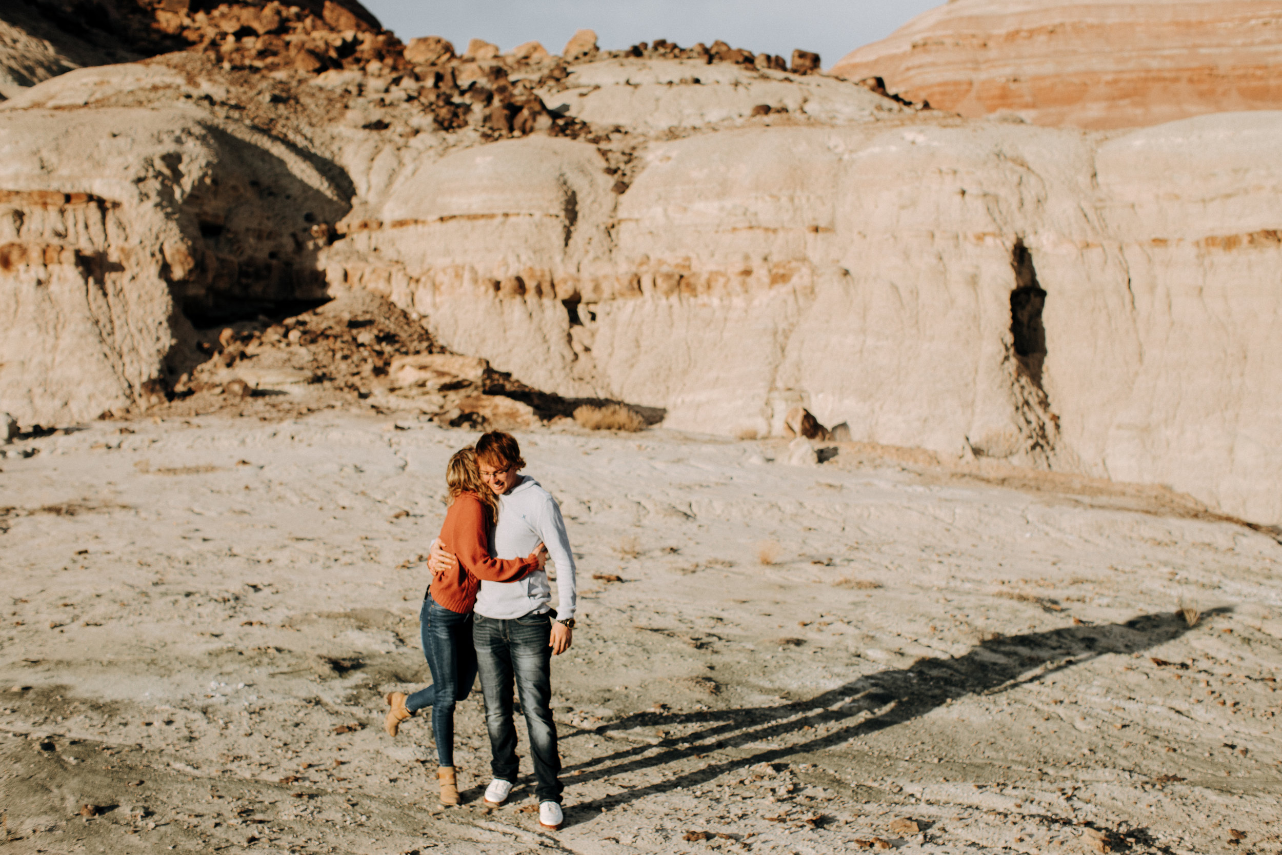 Adventurous Outdoor Couple Photography in Grand Junction