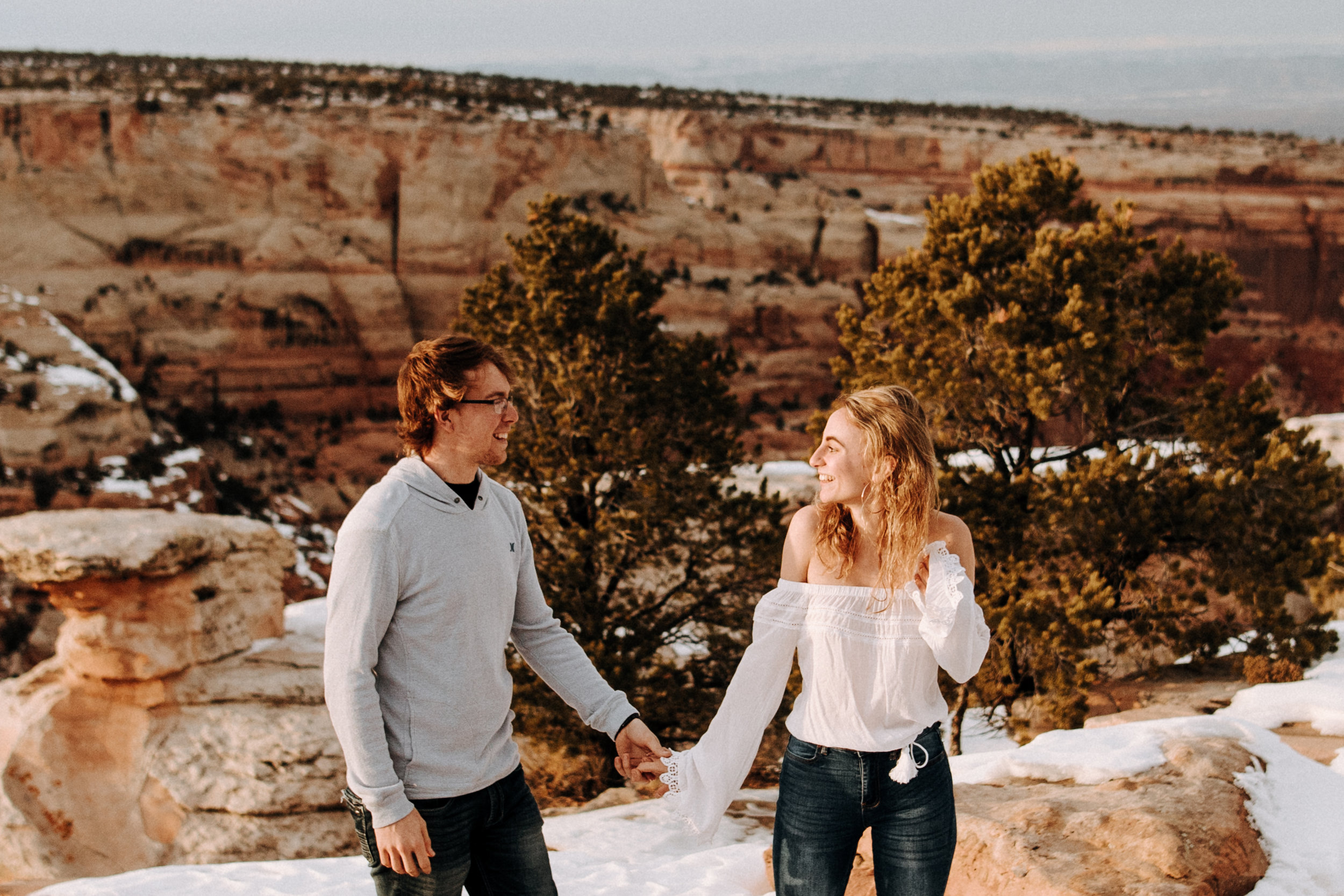 Adventurous Outdoor Elopement Photography in Grand Junction