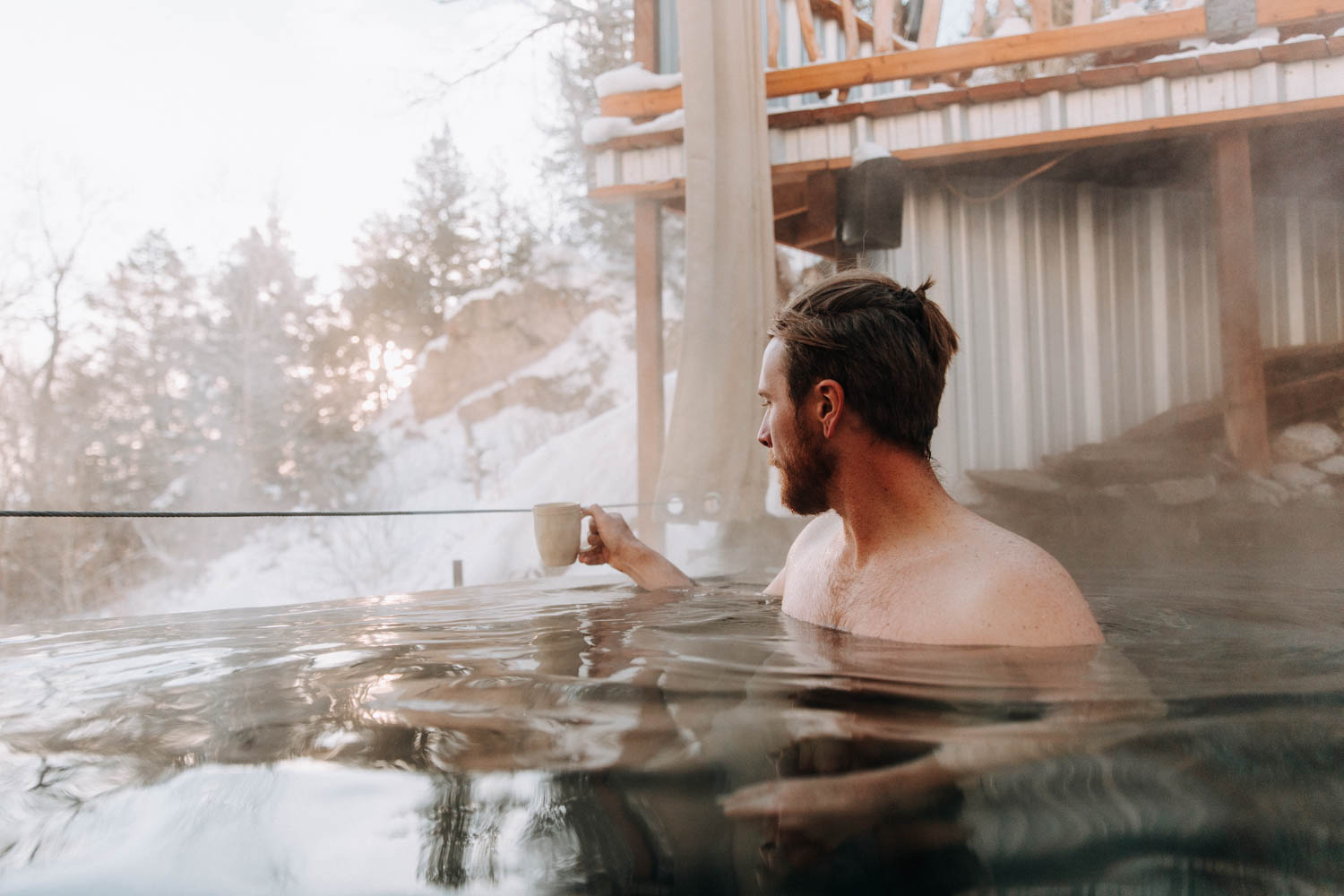 Buena Vista AirBnb with Private Hot Spring