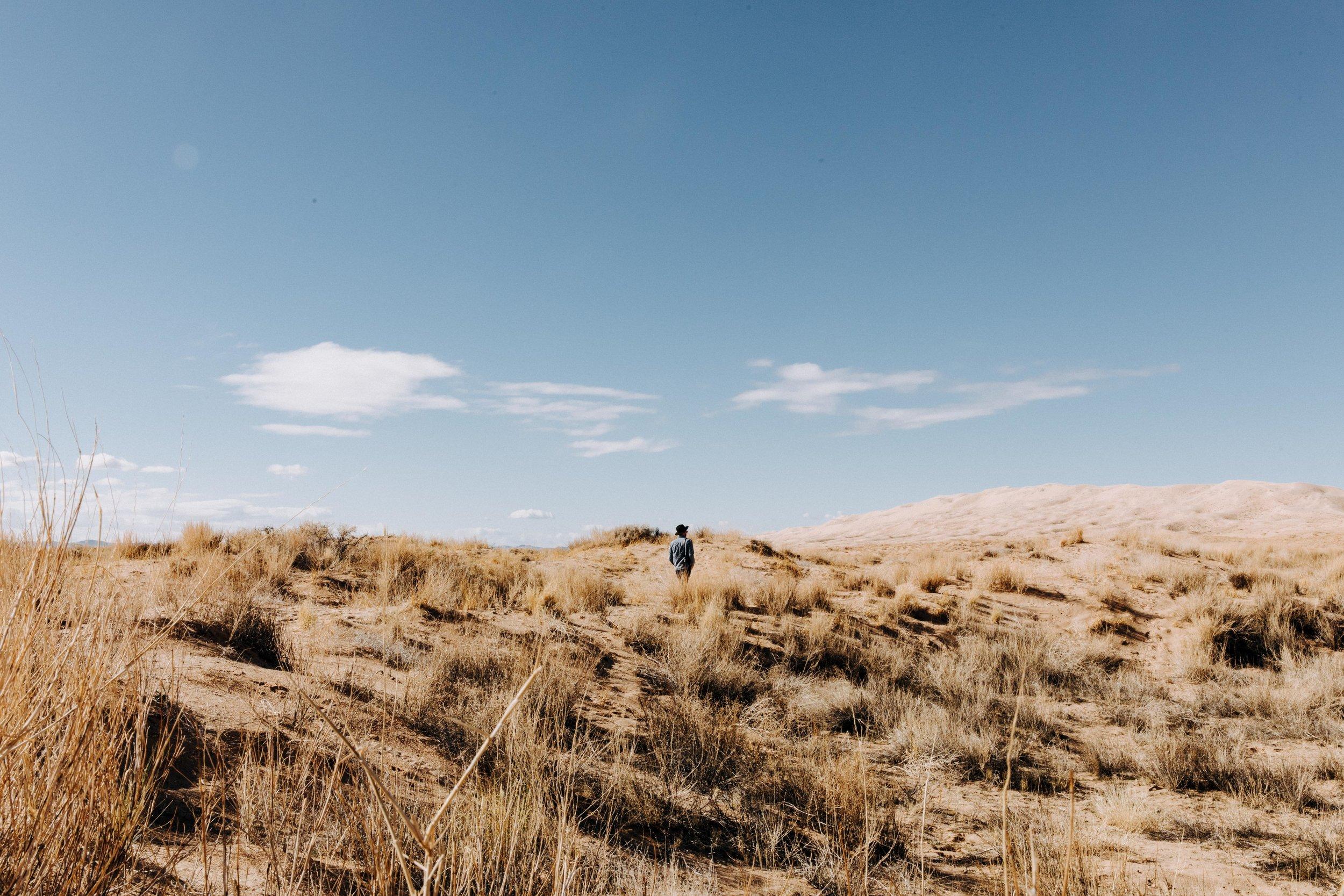 Keith California Desert