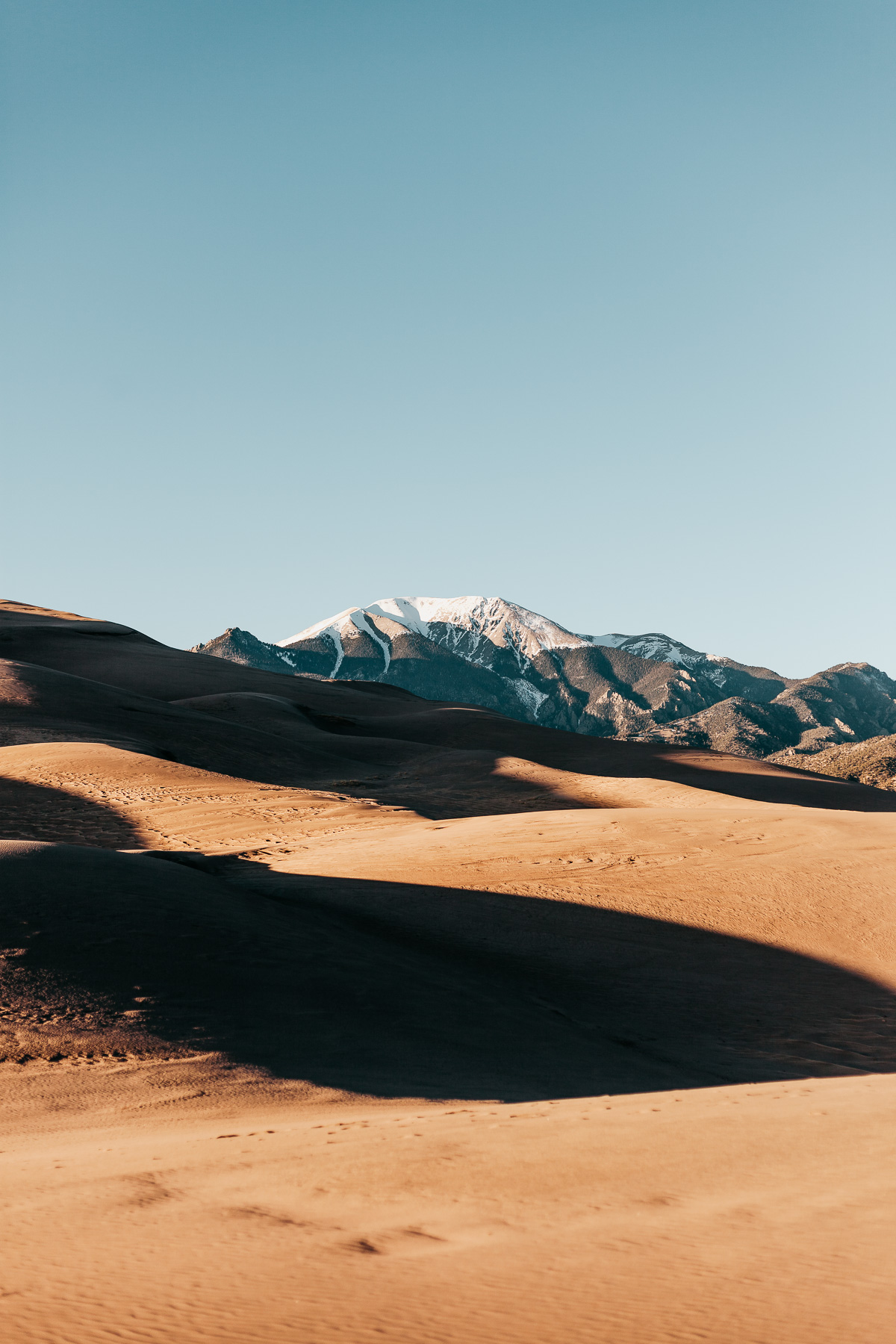 10 Day Road Trip Through Colorado | Great Sand Dunes National Park