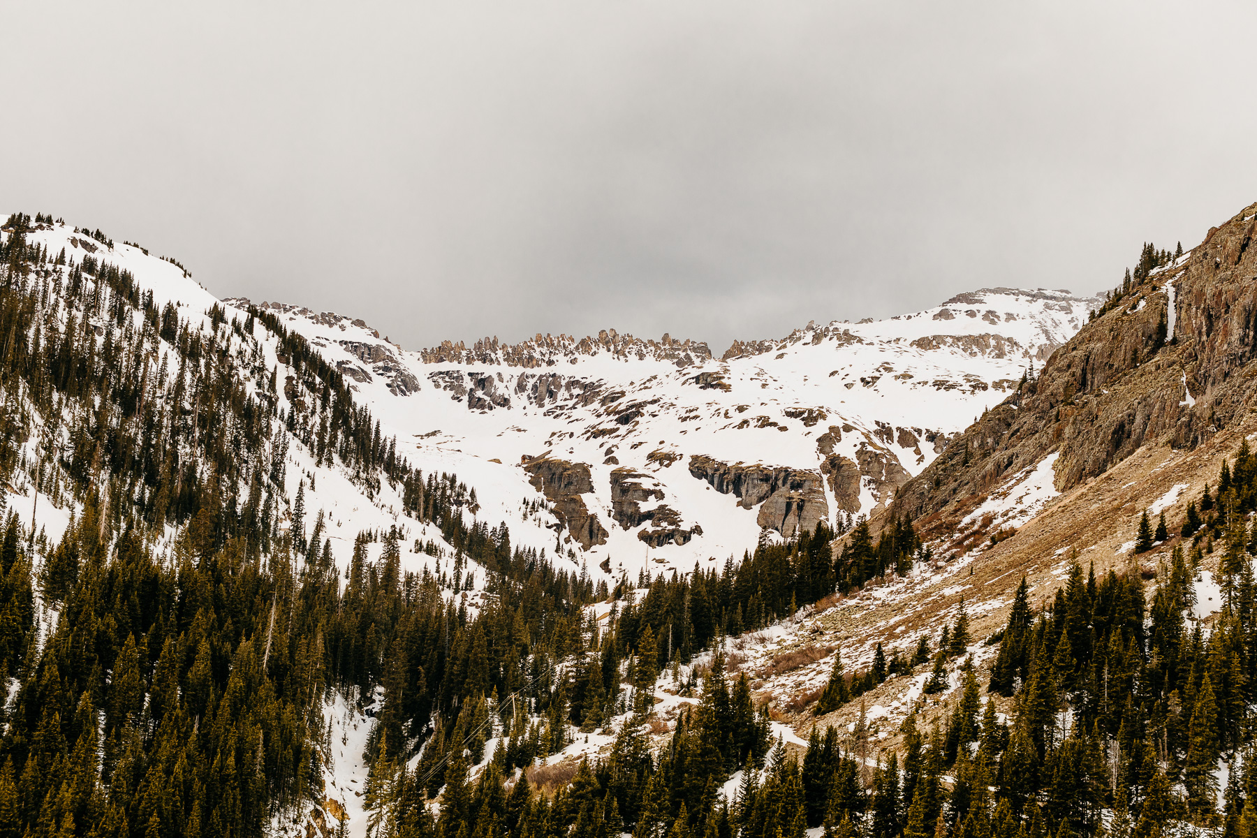 The Ultimate 10 Day Road Trip Through Colorado | Ouray and Yankee Boy Basin