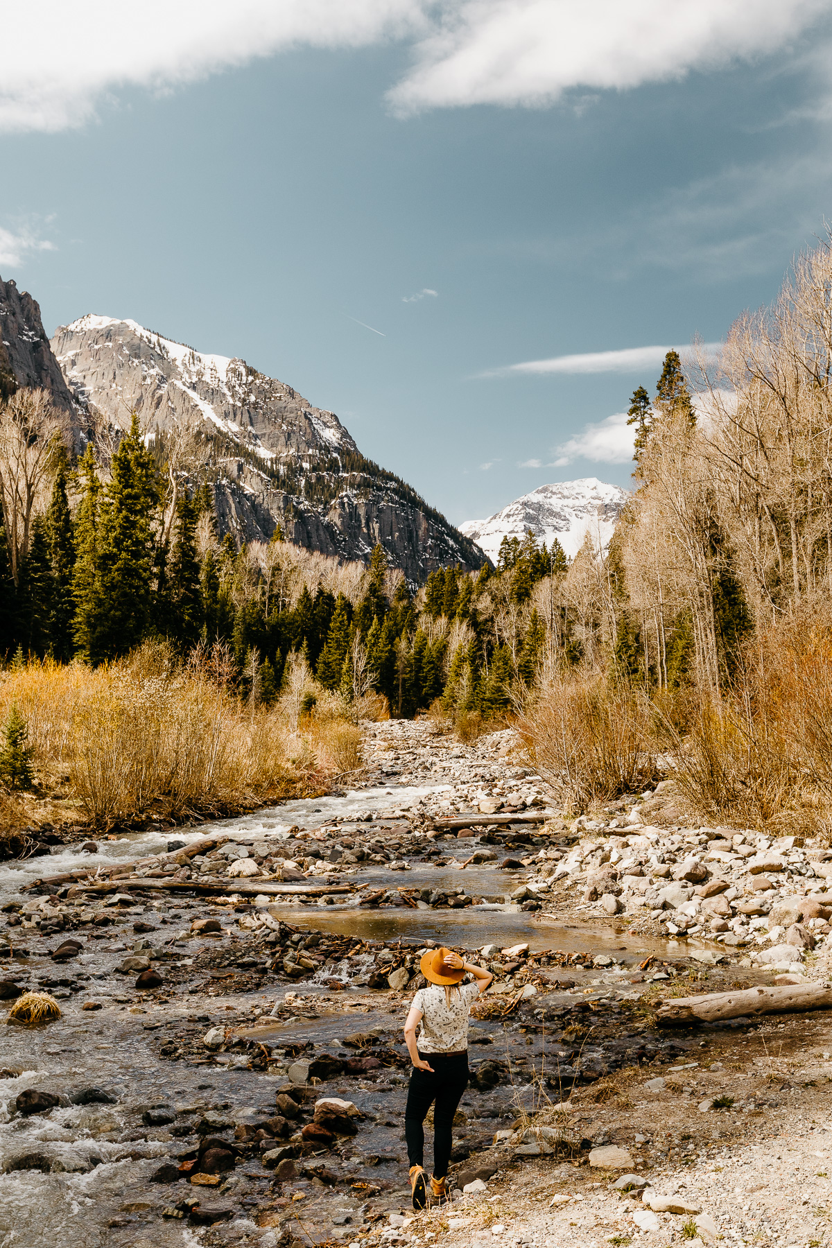 The Ultimate 10 Day Road Trip Through Colorado | Ouray and Camp Bird