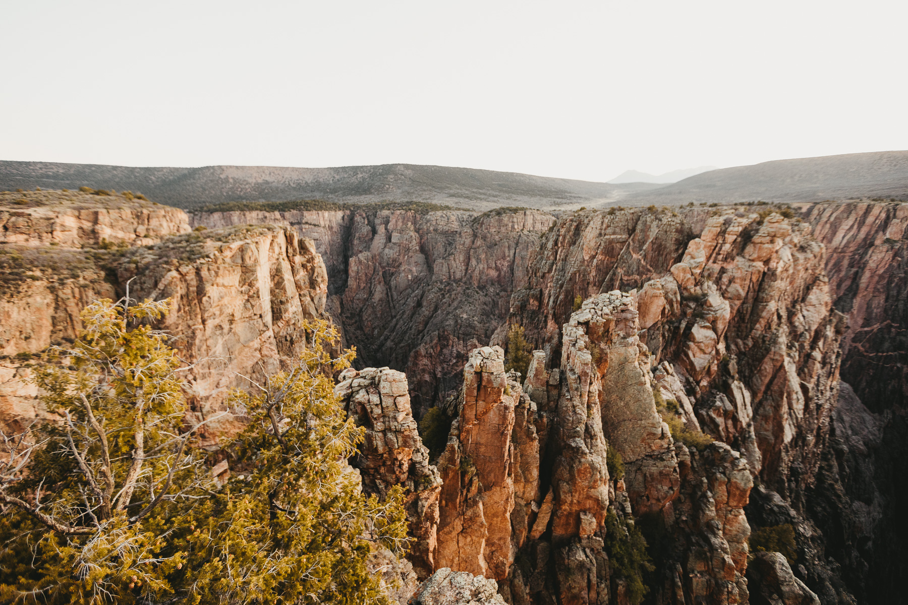 The Ultimate 10 Day Road Trip Through Colorado | Black Canyon of the Gunnison National Park