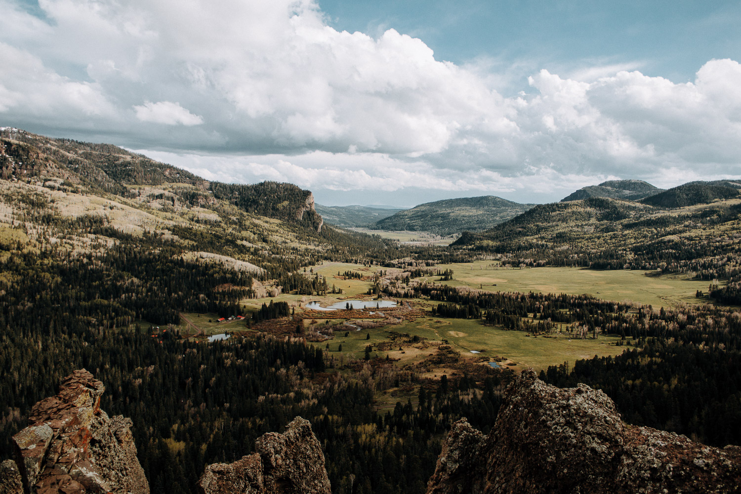 10 Day Road Trip Through Colorado | Pagosa Springs and Wolf Creek Pass