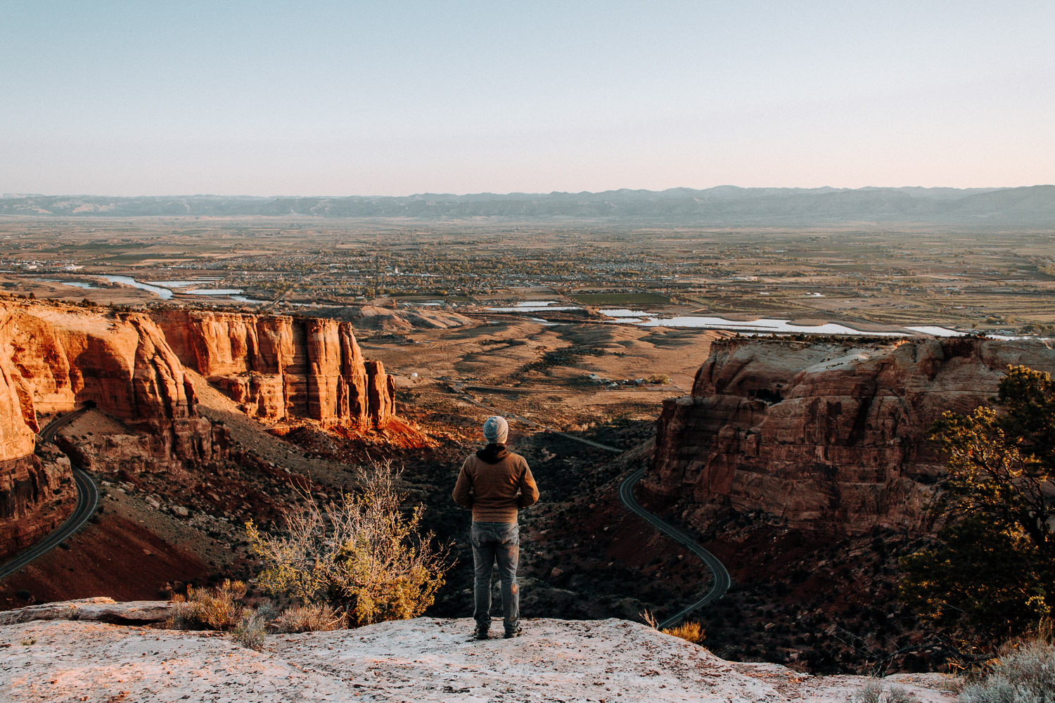 The Ultimate 10 Day Road Trip Through Colorado | Colorado National Monument in Grand Junction