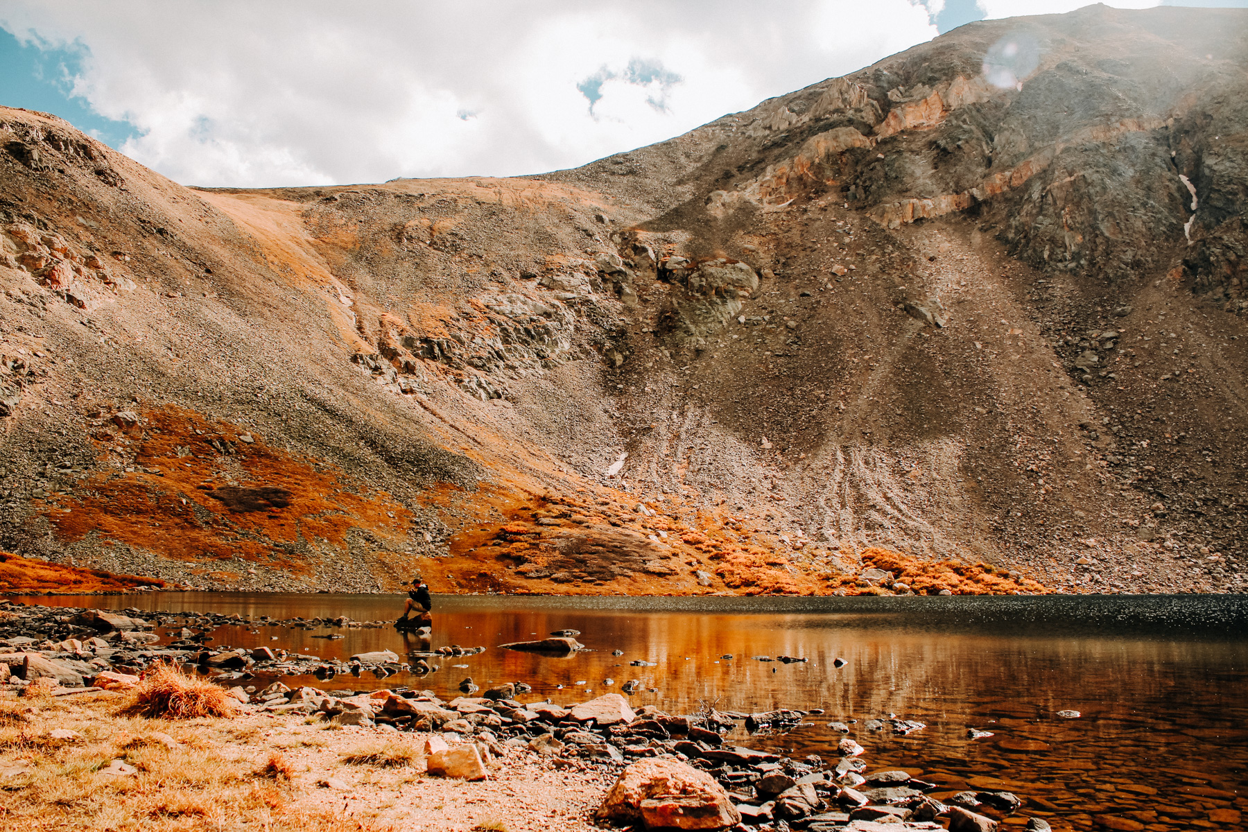 The 10 Best Hikes and Trails Near Denver | Silver Dollar Lake, Georgetown