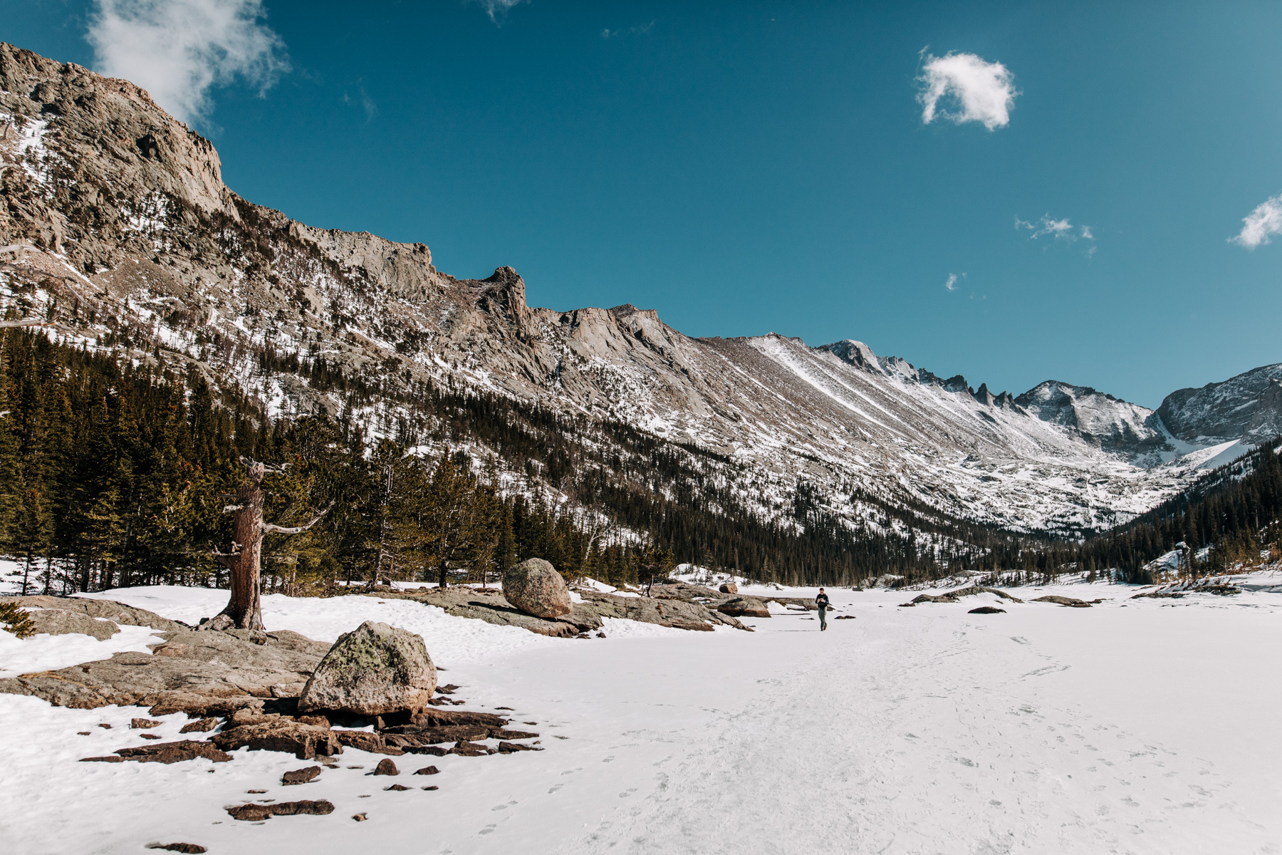 The 10 Best Hikes and Trails Near Denver | Mills Lake, Estes Park
