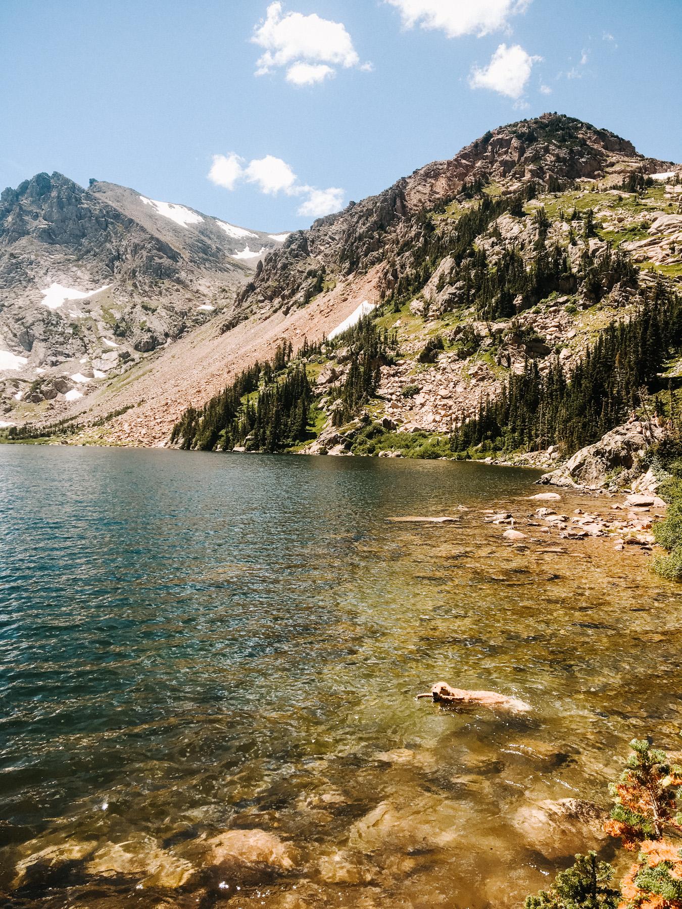 The 10 Best Hikes and Trails Near Denver | Lake Isabelle, Nederland