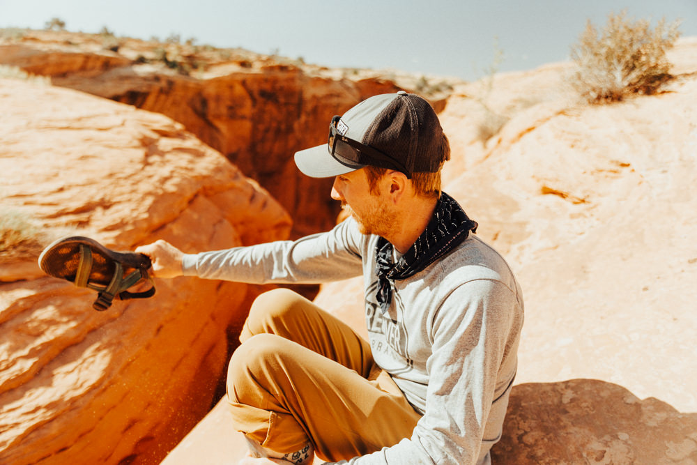 How to survive the busy season in Moab Utah