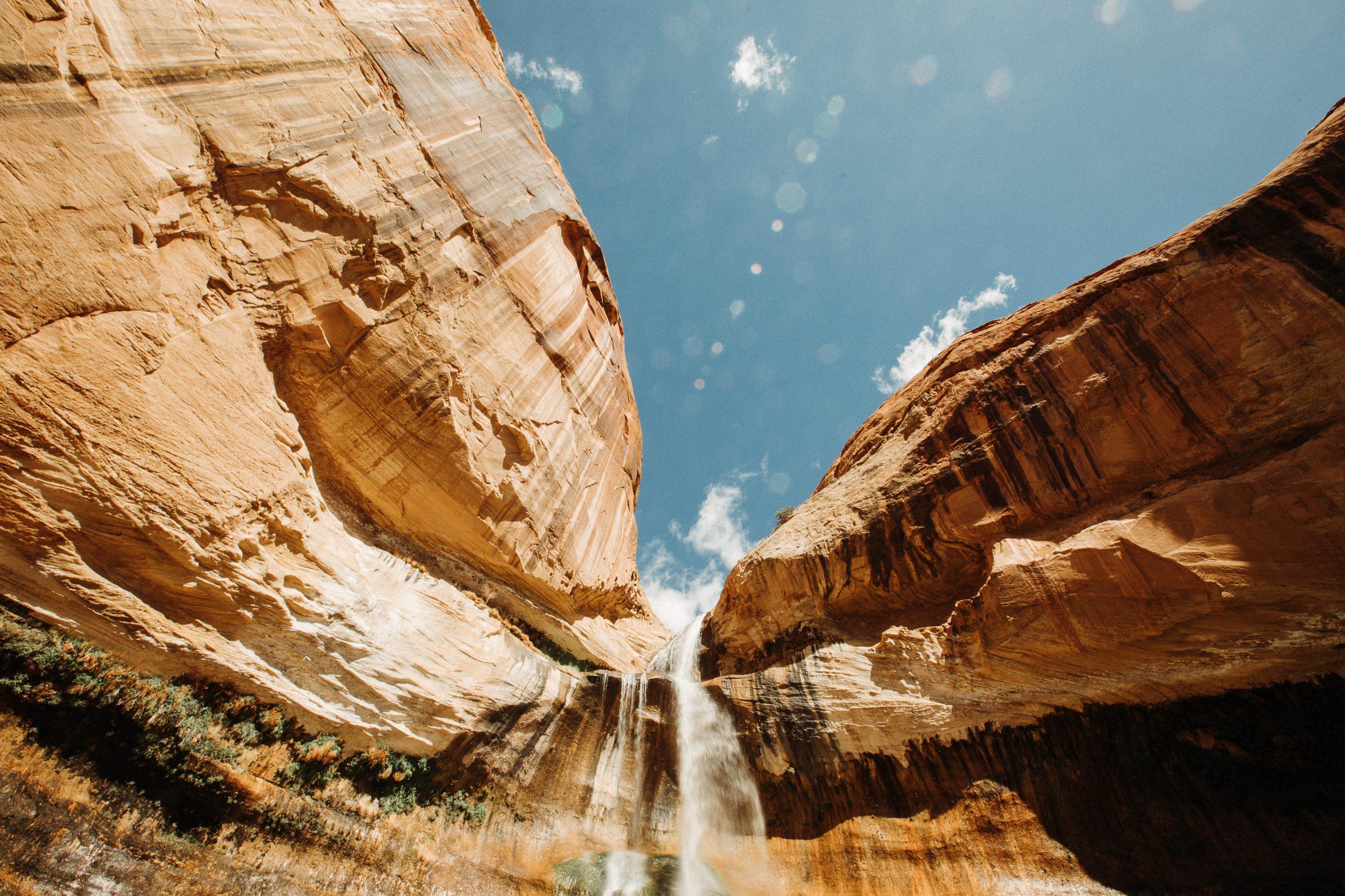 Best Waterfall hikes in Utah