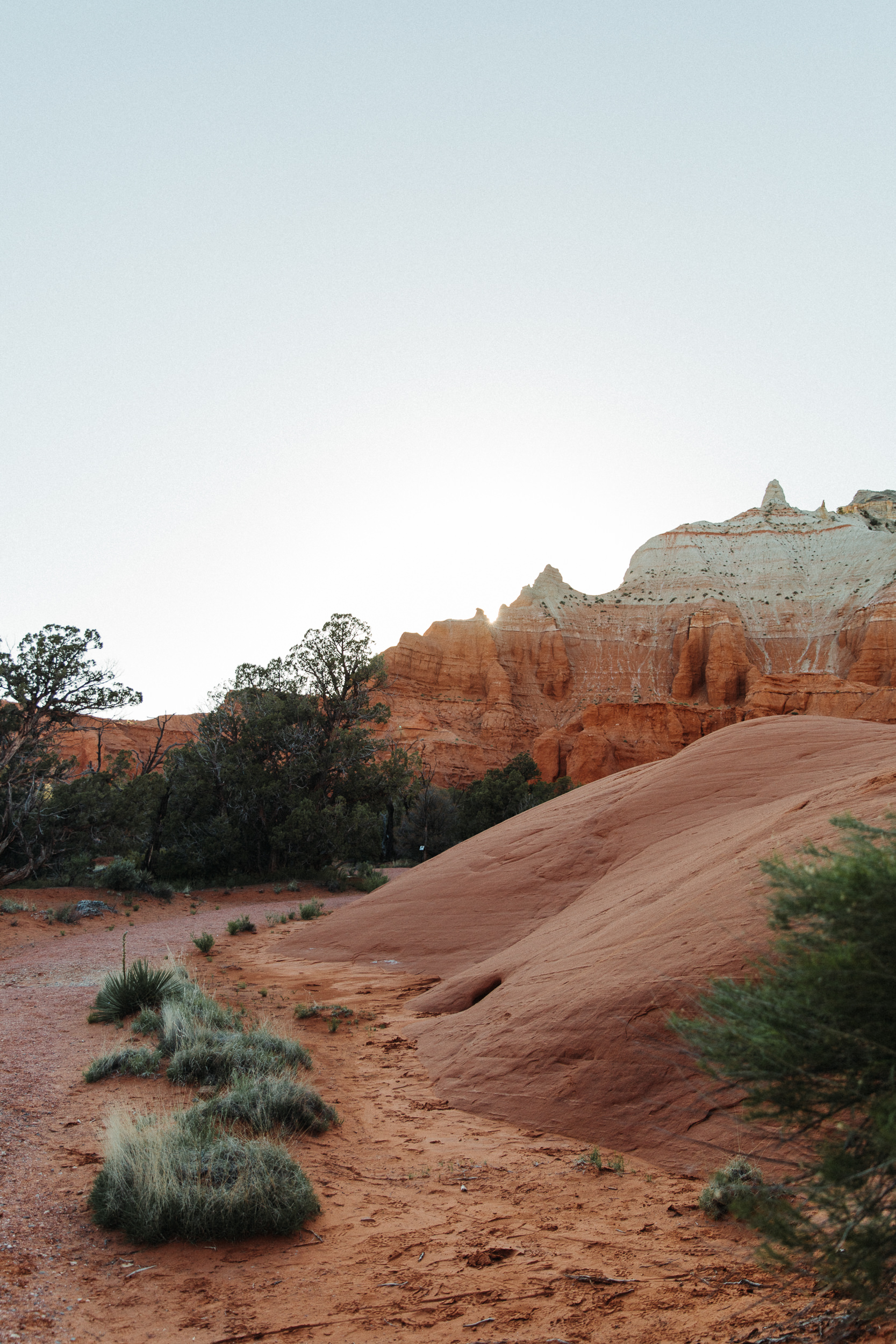 The best hikes in Kodachrome Basin State Park - Nature Trail