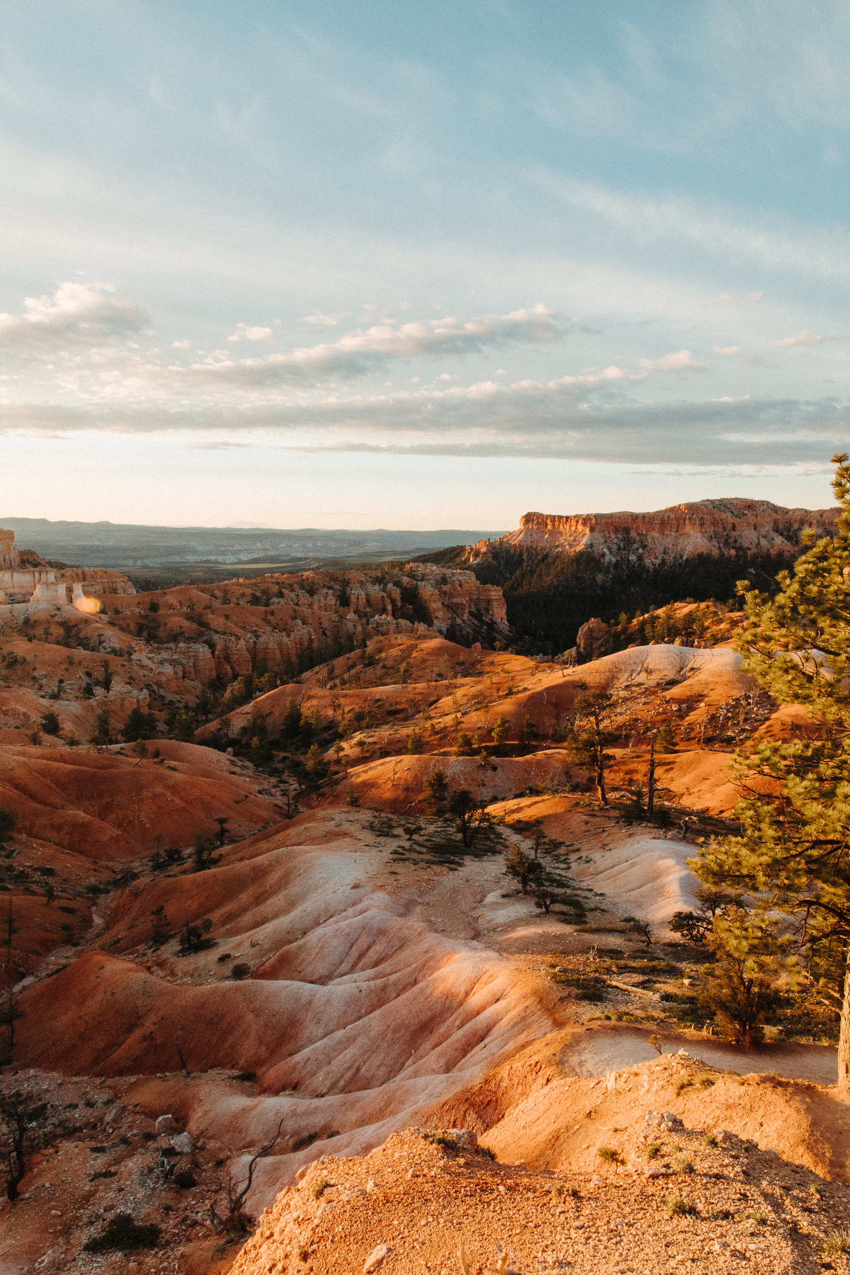 The 3 best hikes in Bryce Canyon National park - sunrise at sunrise point