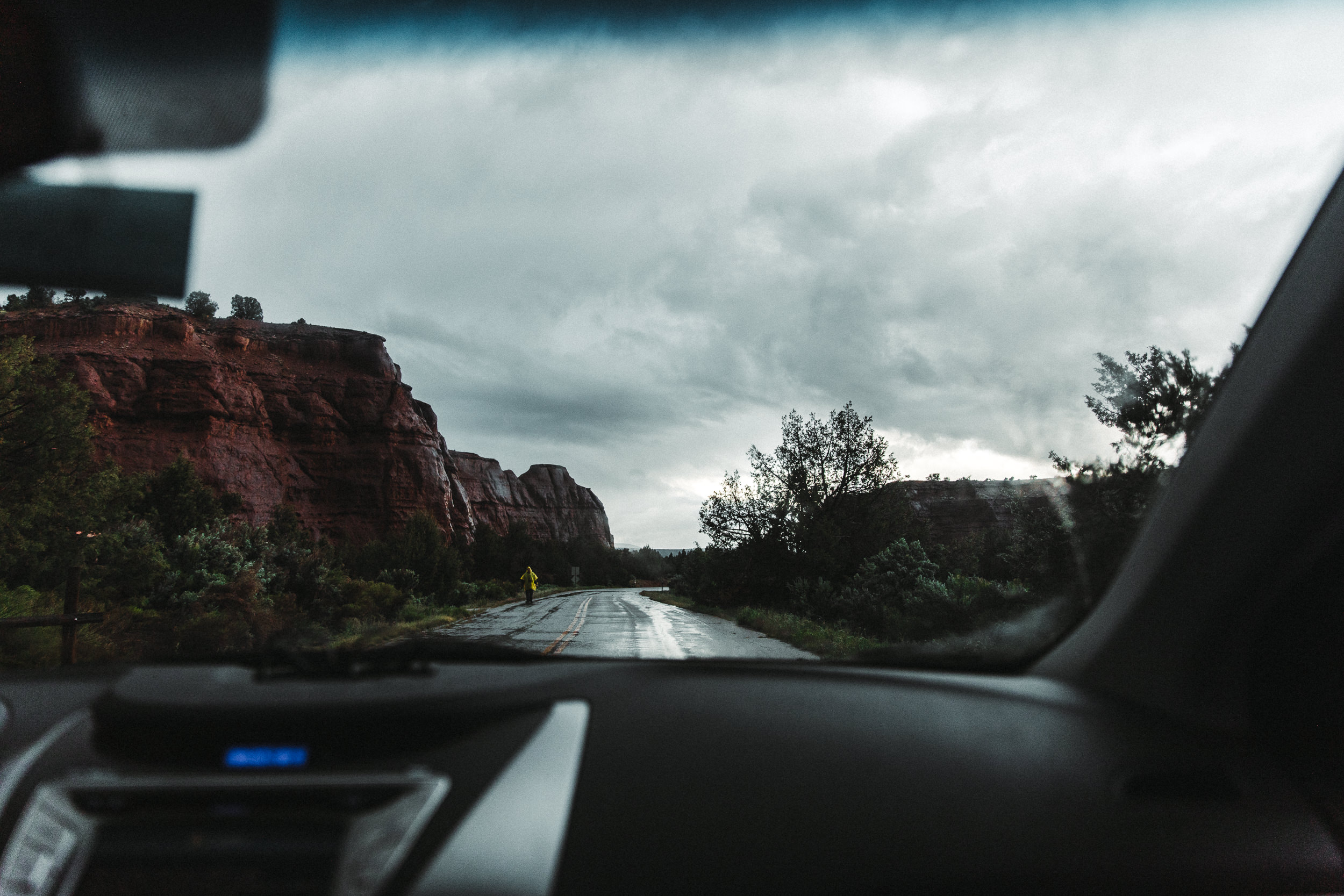 Things to do in the rain at Kodachrome Basin State Park