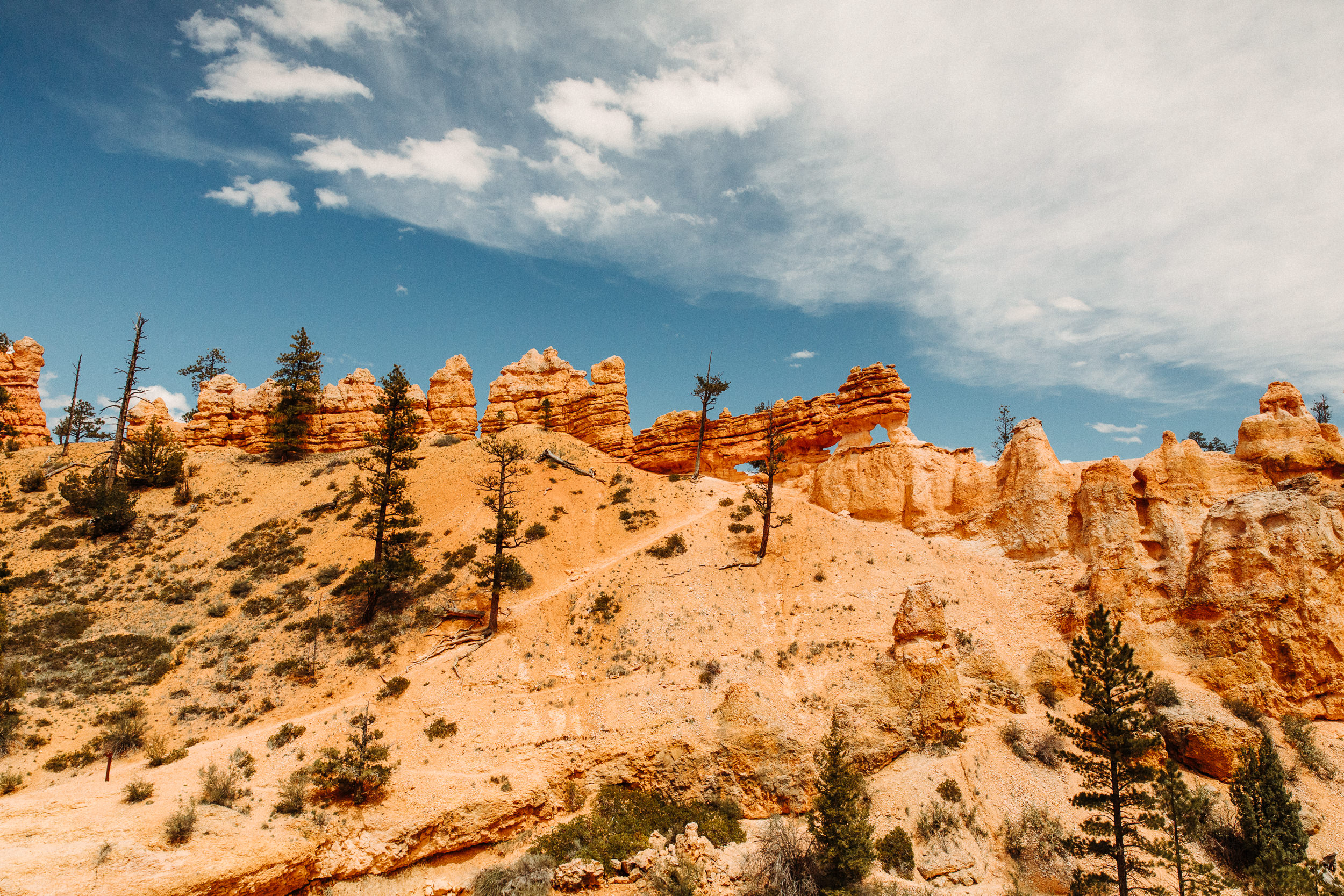 The 3 best hikes in Bryce Canyon National park - Little Windows trail