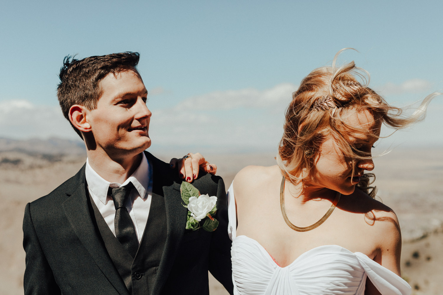 Colorado Adventure Elopement and Intimate wedding photographer