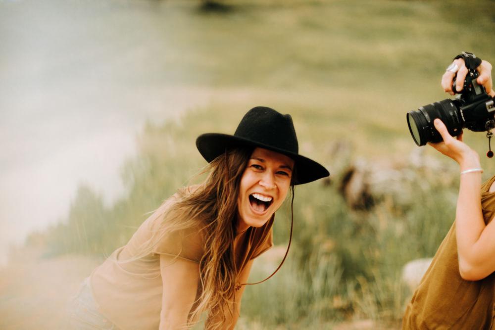 Denver Photographers Dust+Grit personal branding session