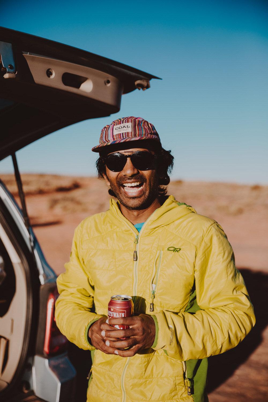 Grand Junction Colorado Adventure portrait session