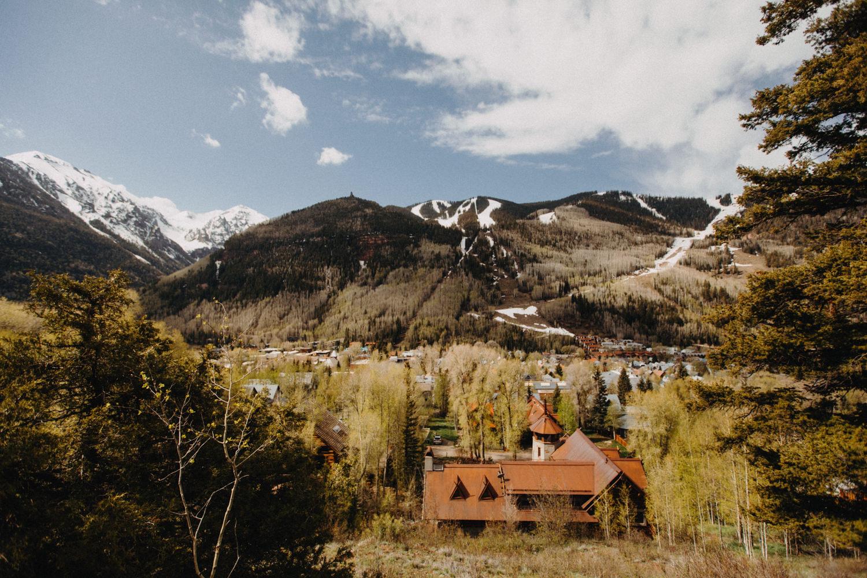 Town of Telluride Colorado