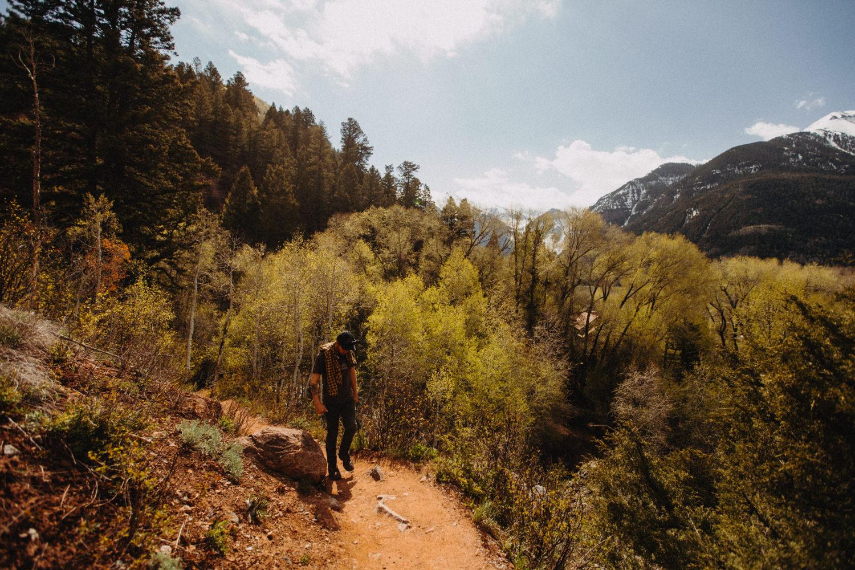 Hiking Trails in Telluride Colorado