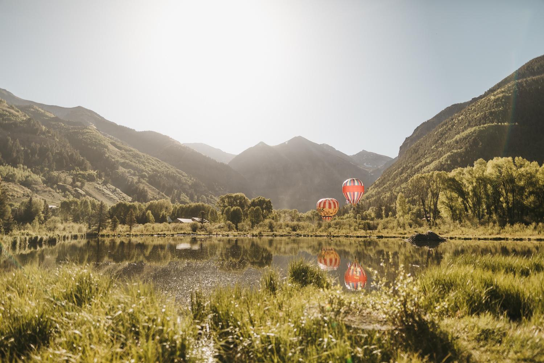 Annual Telluride Balloon Festival