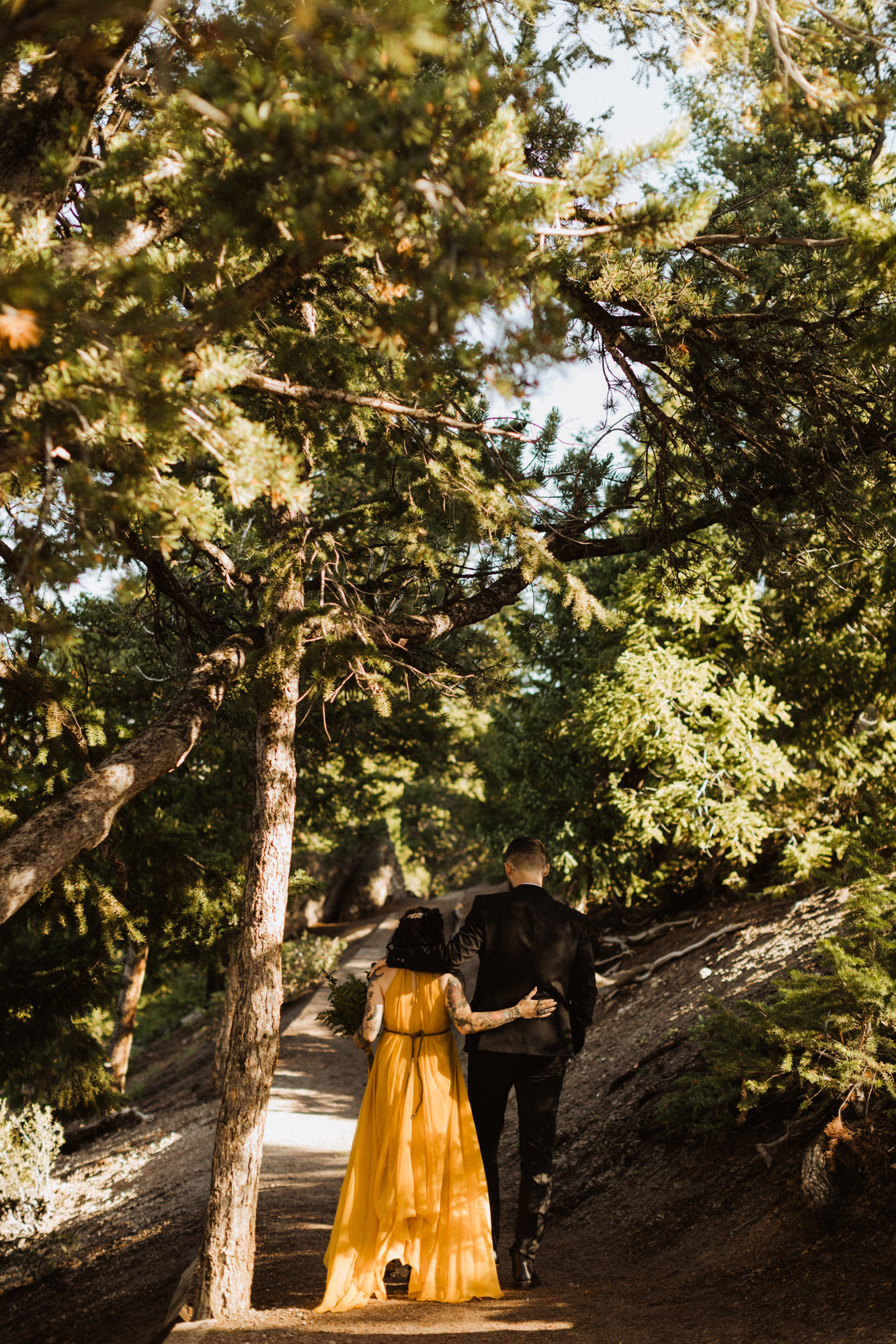Breckenridge Colorado small intimate wedding at Sapphire Point