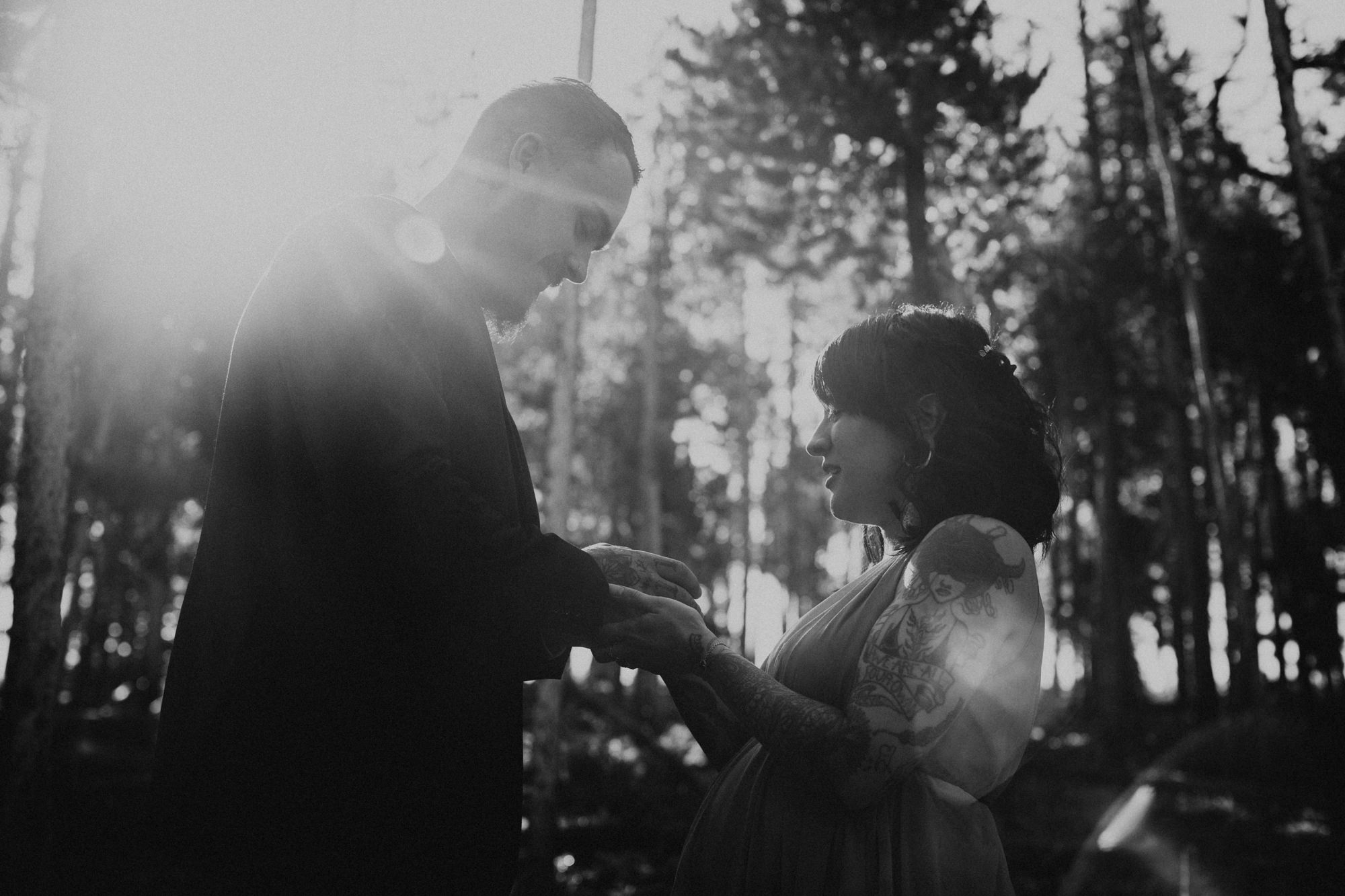 Small Intimate Wedding at Sapphire Point in Breckenridge Colorado
