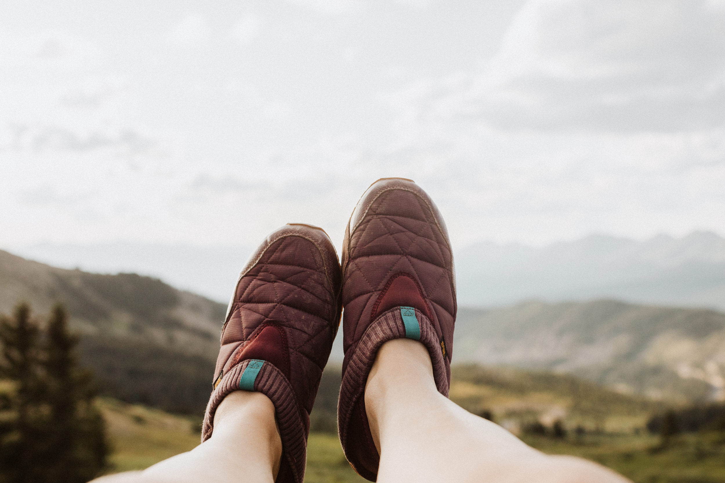 10 Best Items for Camping - Teva Ember Mocs