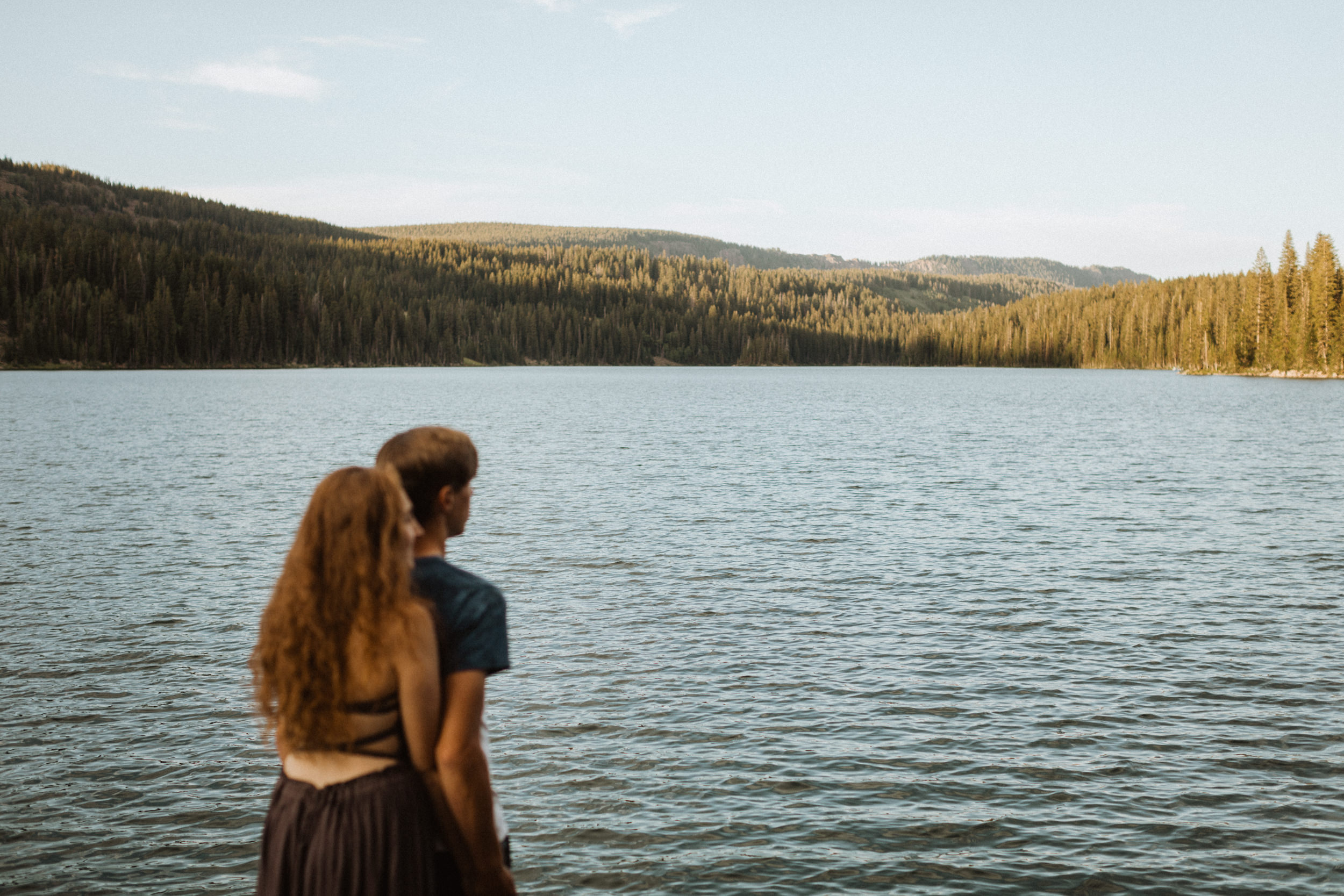 Elopement photographer for the Grand Mesa