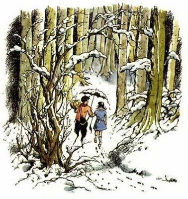 Original Illustration by Pauline Baynes