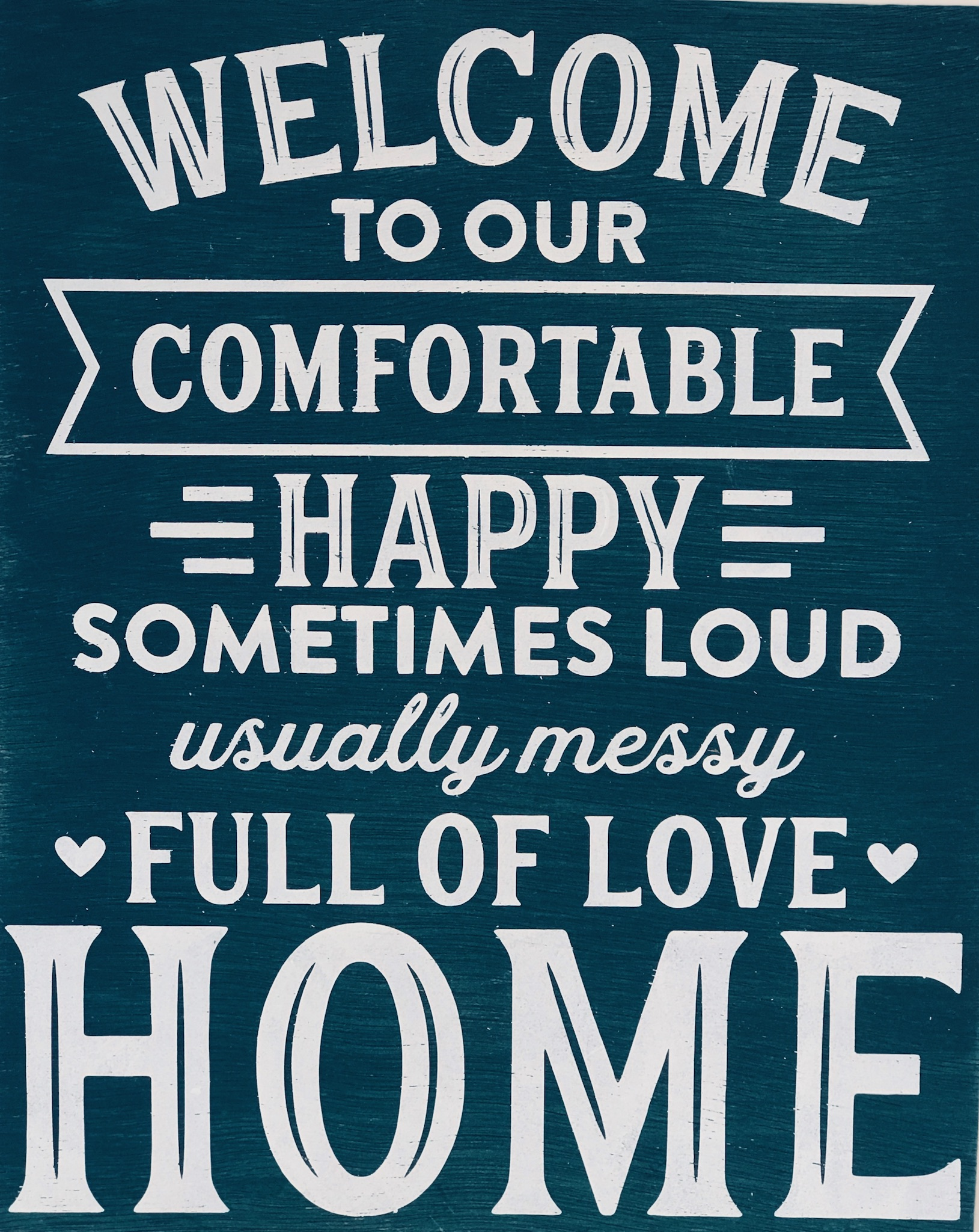 Full of Love Home
