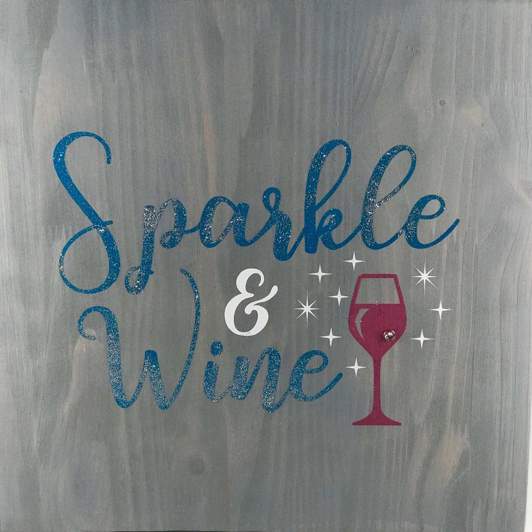 Sparkle & Wine
