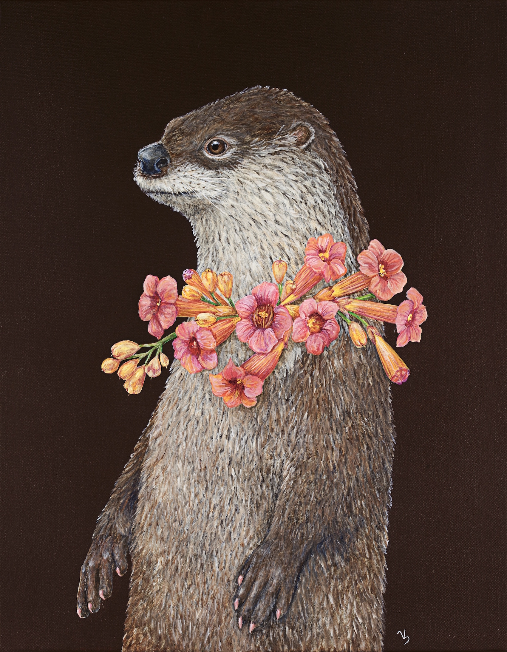 Pageant Otter 20x16.jpg