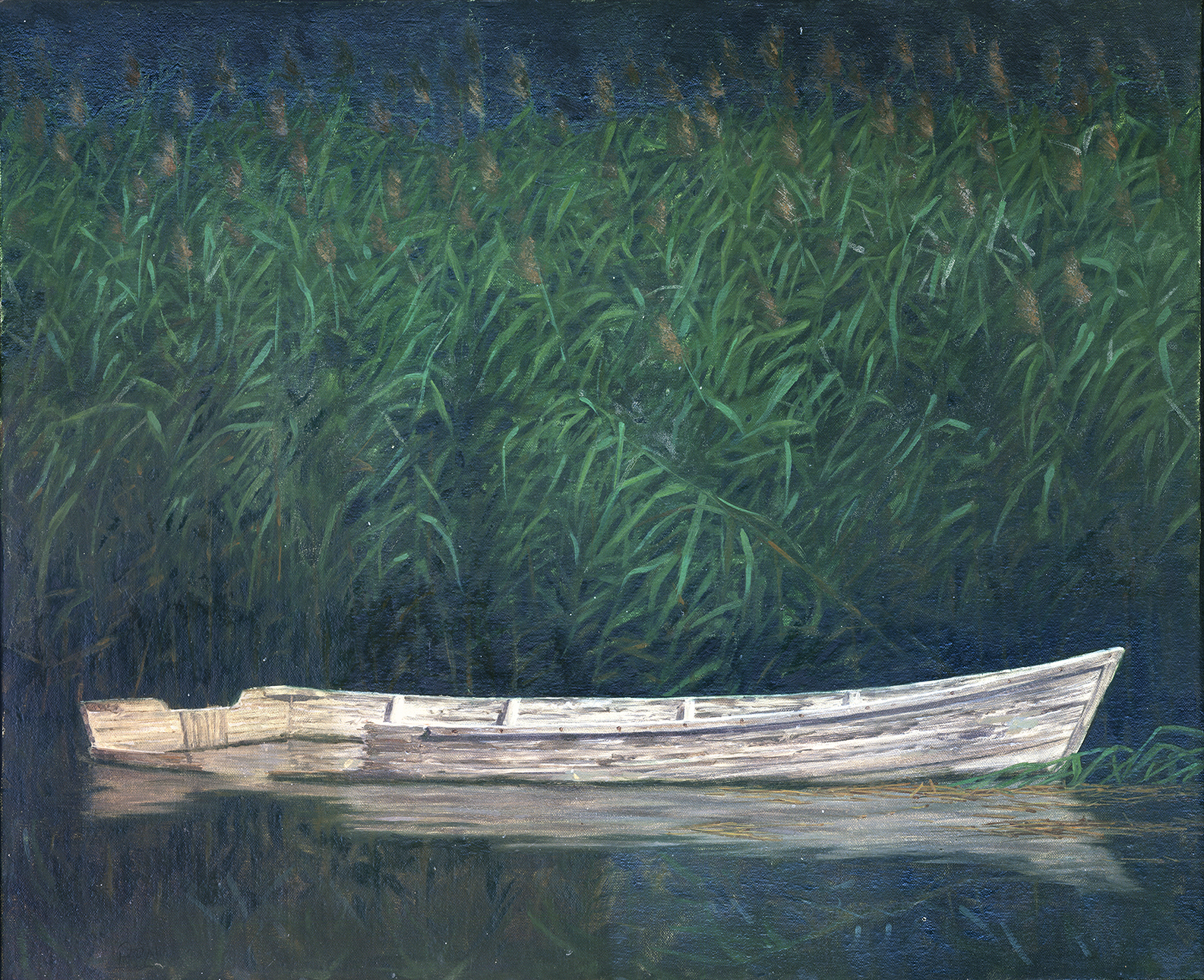 Rowboat 22 X 18