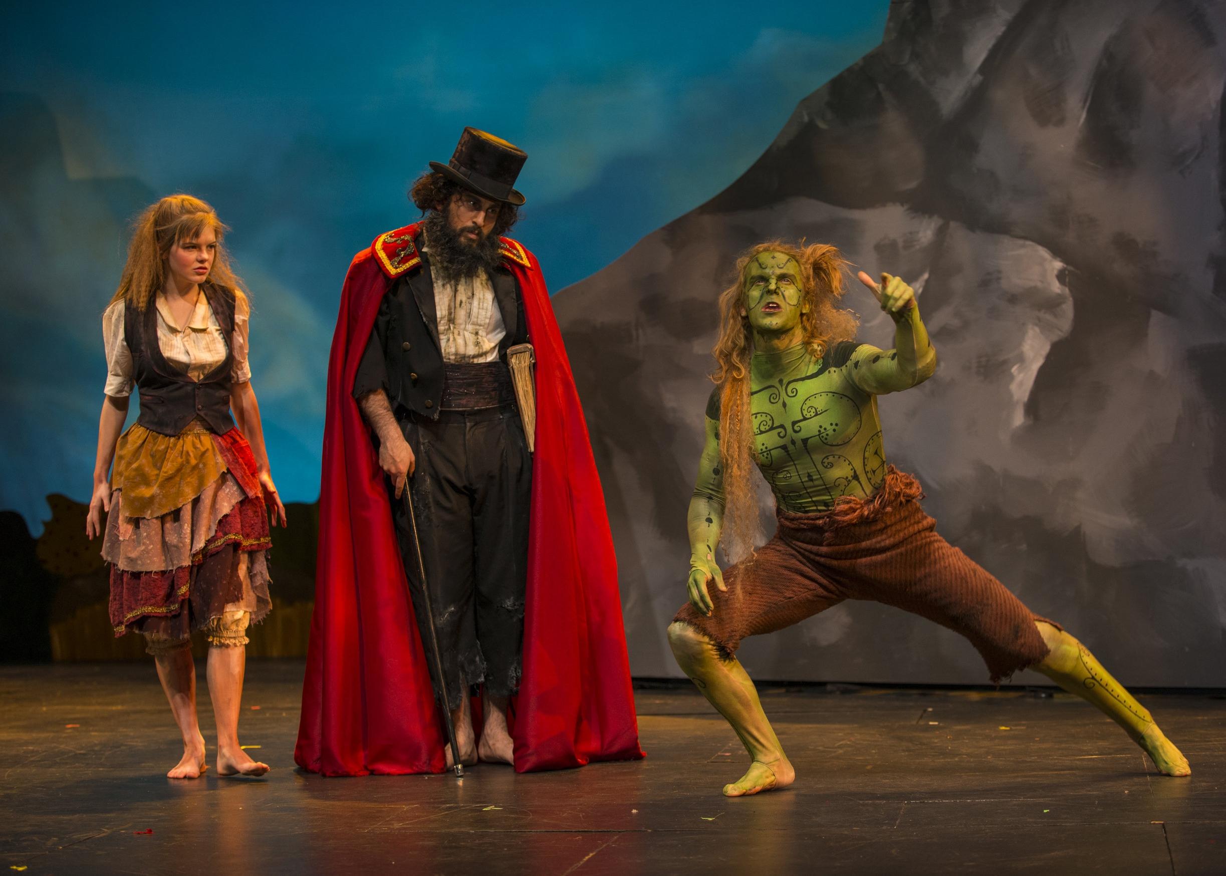 Prospero, Miranda & Caliban.jpeg