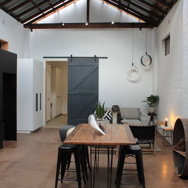 The Shoe Factory - this newly completed warehouse conversion has just hit the rental market!  3🛏 1🛁 1🚗 $900pw  Rear 151 Chapel Street, St Kilda  Listed by: @nelsonalexanderfitzroy
