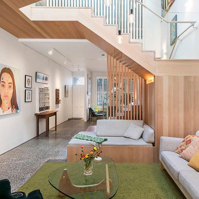 Architectural masterpiece with award winning Scandinavian style currently available to lease.  3🛏 2🛁  48 Bridport Street, South Melbourne $1490pw  Listed by @whitefoxrealestate