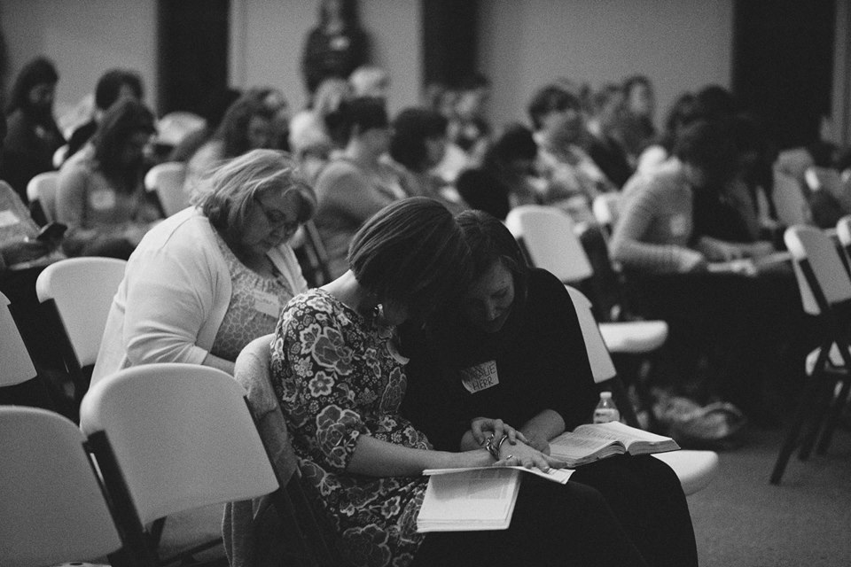 My favorite image from the night. This girl and I have been praying together for six years now and she has connected me with God's Word perhaps more than any other individual in my life. So grateful for our ministry partnership, but most of all our friendship and sisterhood. Photo by  The Brauns Photography .