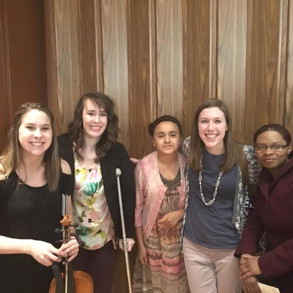 The Viola Concert!