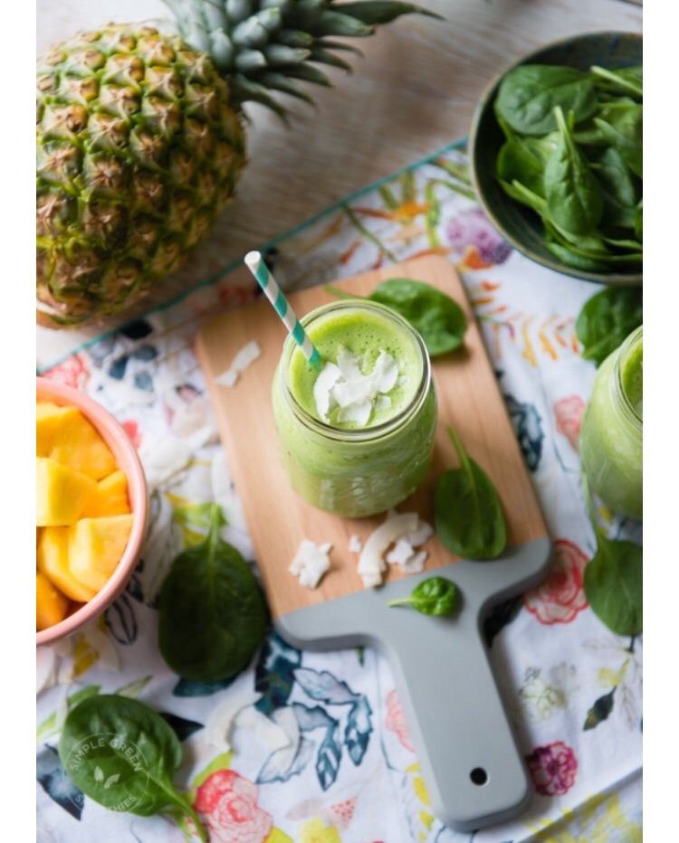 Image via Simple Green Smoothies
