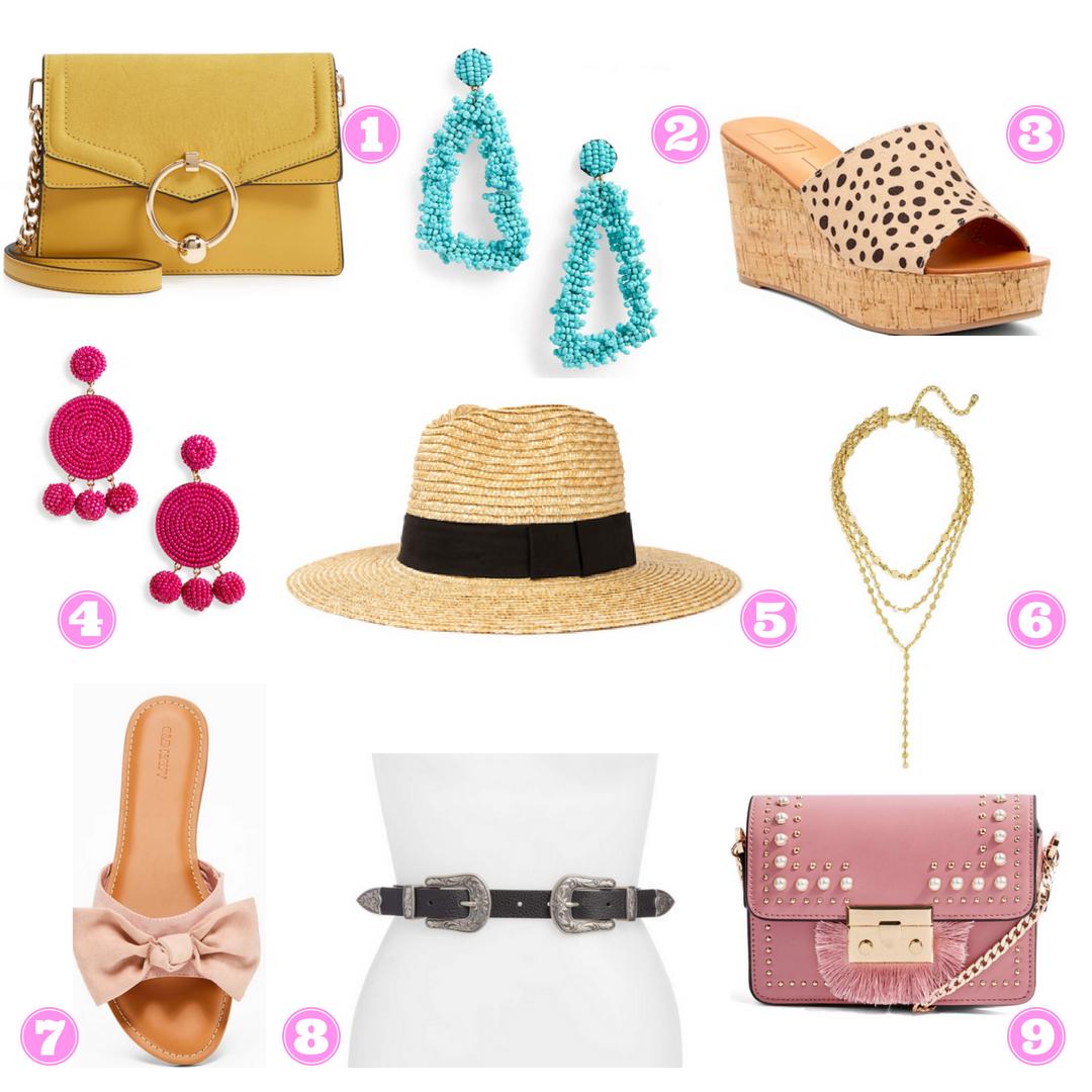 spring accessories under $50