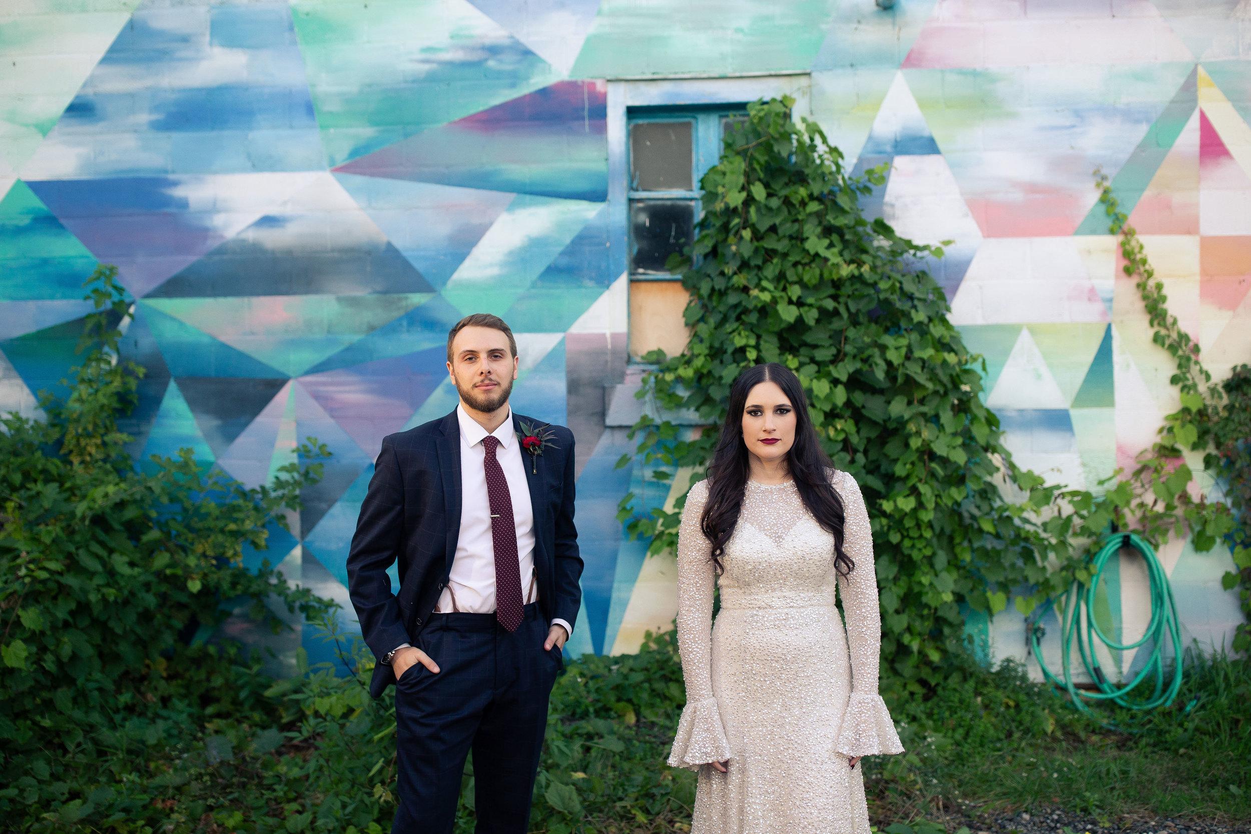 Basilica Hudson |  Amanda + Colin