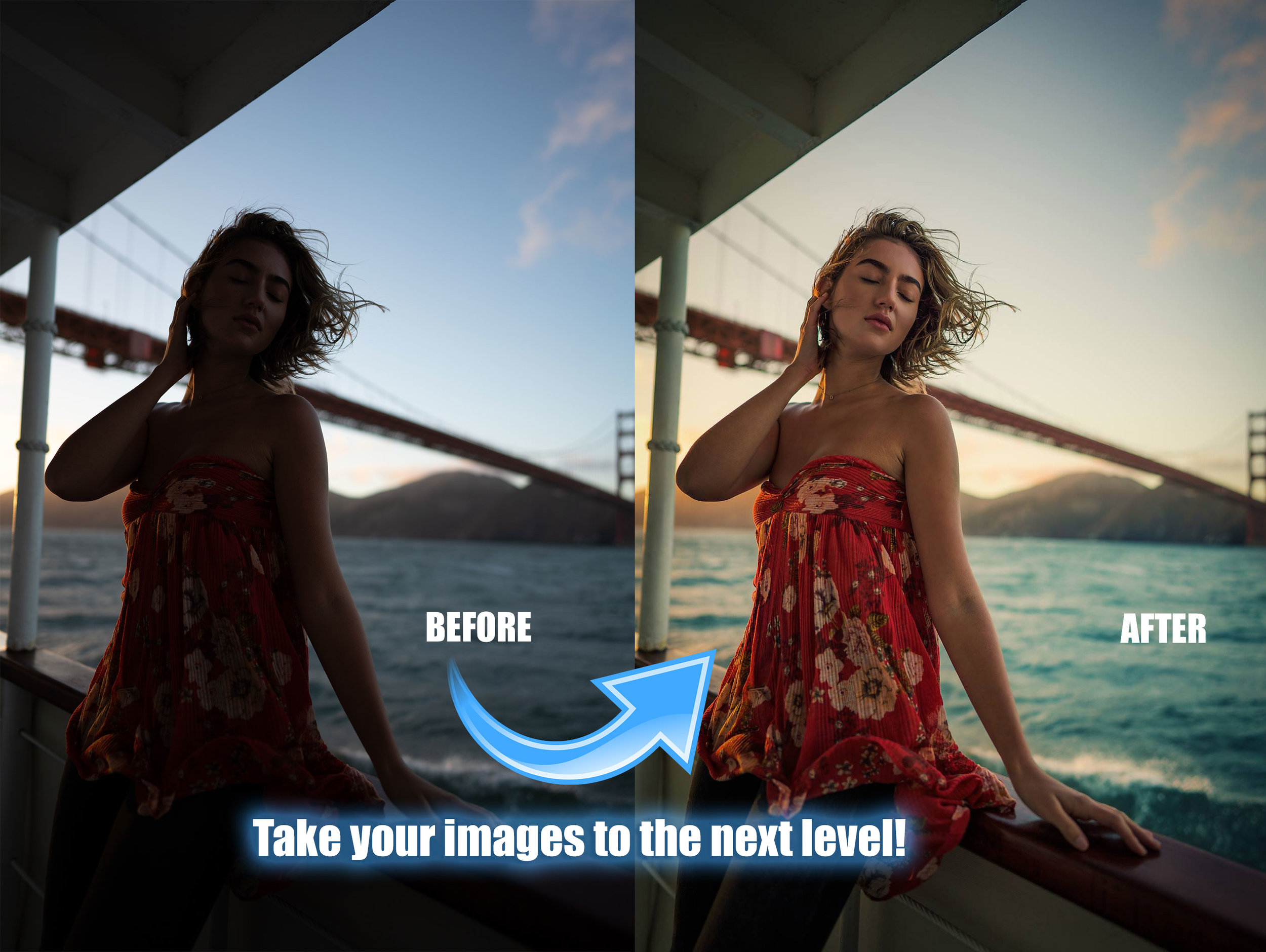 Color grading with ease using my workflow in Lightroom -