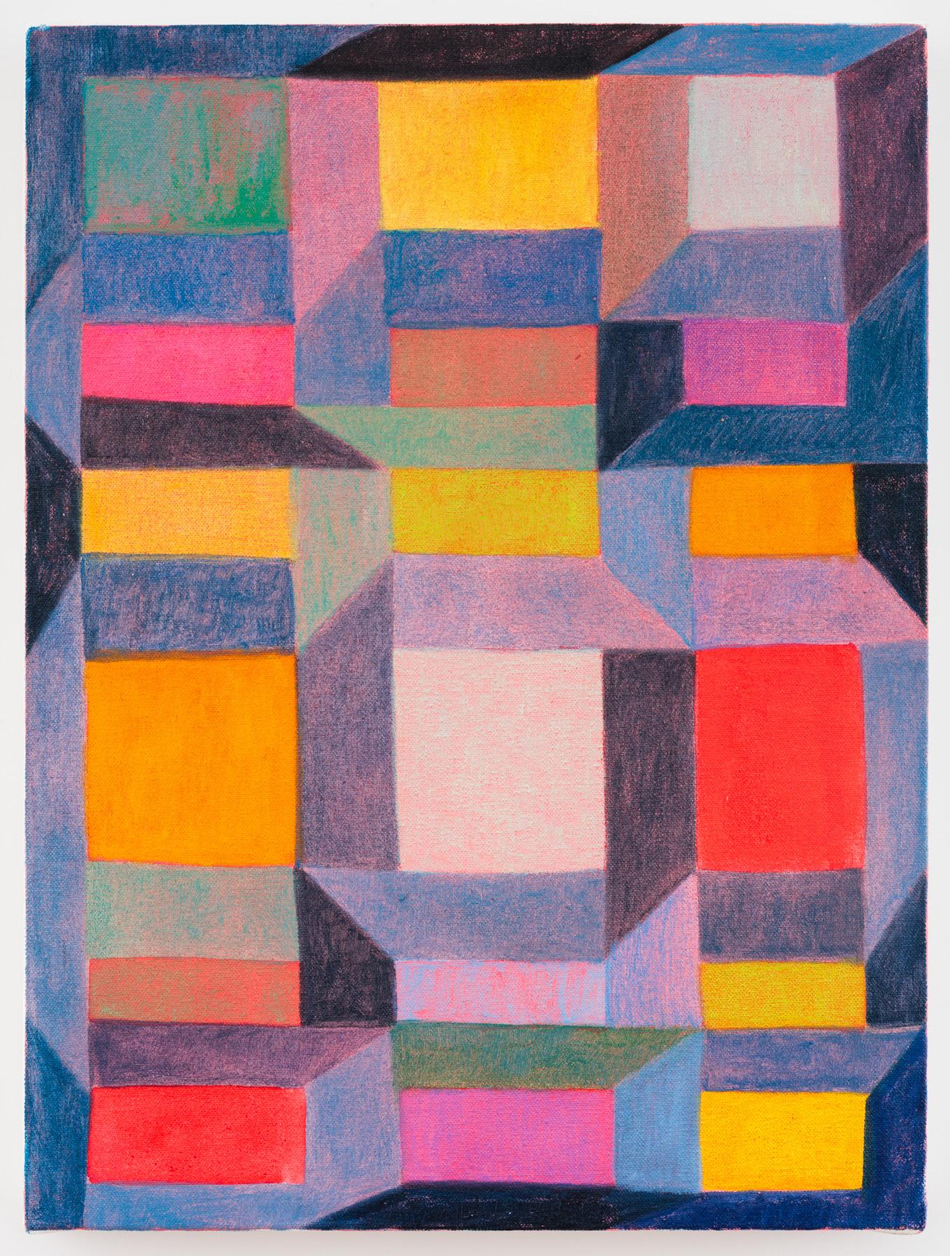 """Kamiak  12""""x16""""  oil on canvas"""