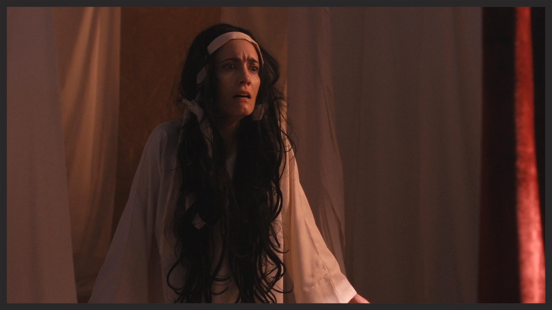 Coralina Cataldi-Tassoni as Lady Macbeth